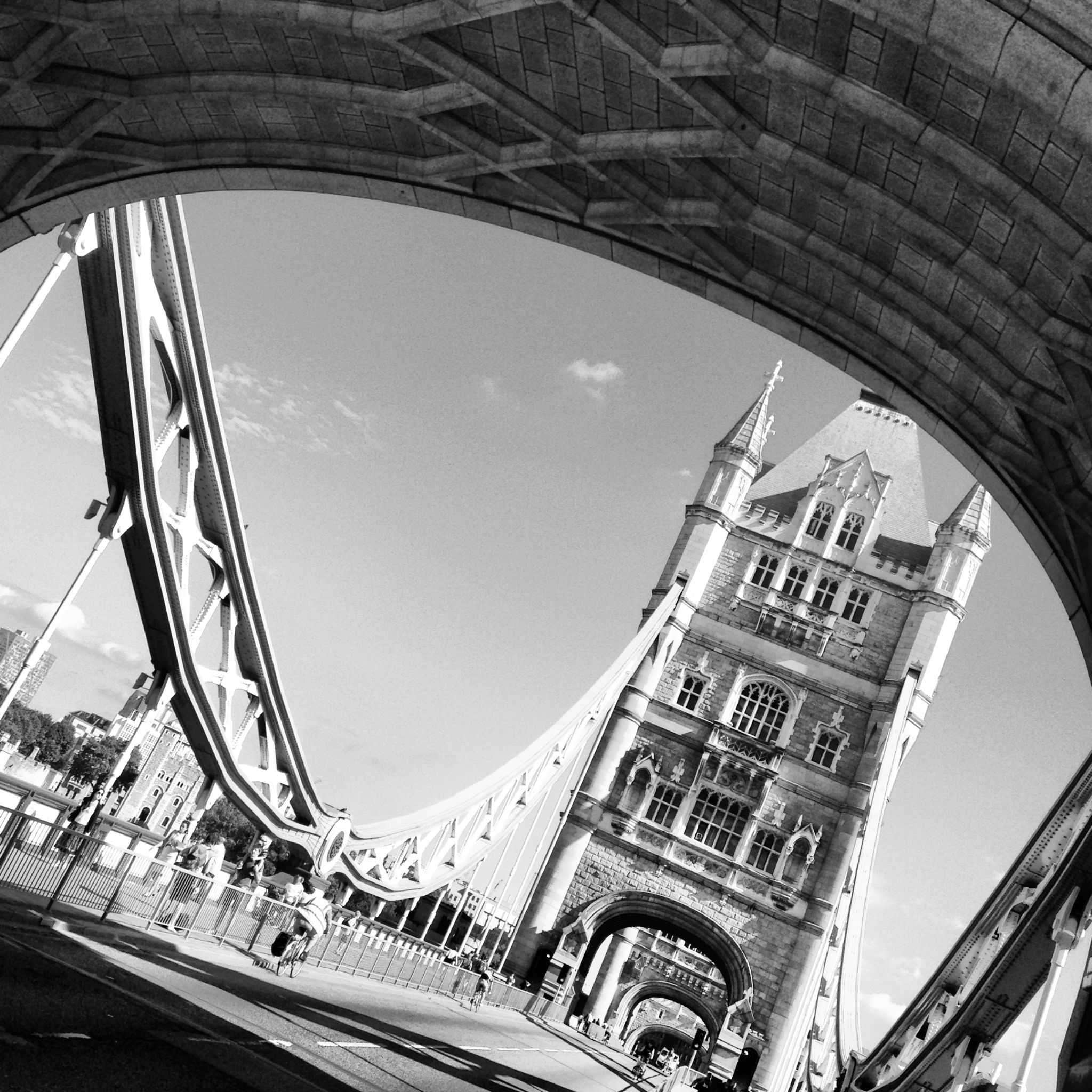 Tower Bridge by Eddy Sleiman