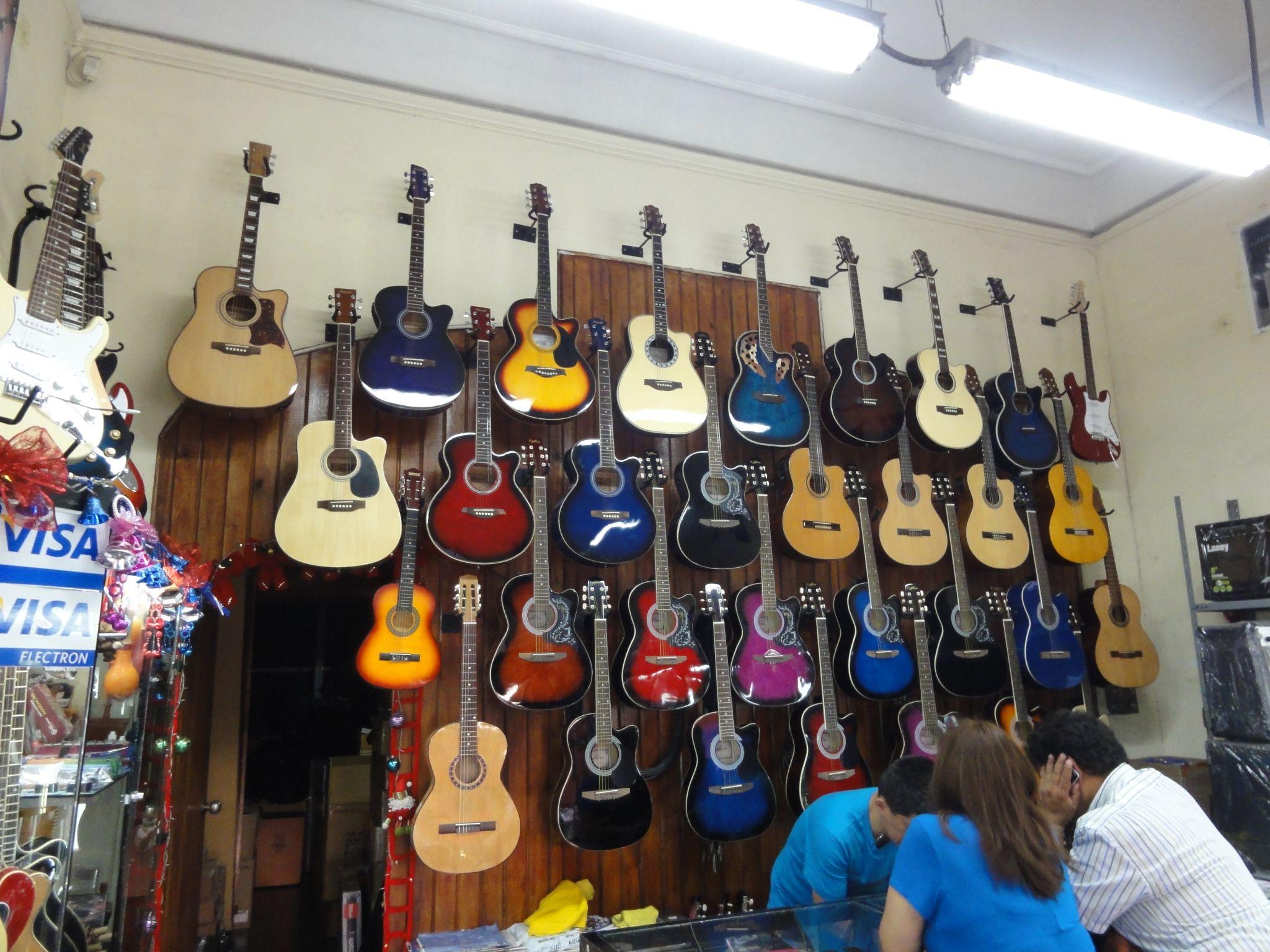 guitars by danizana10