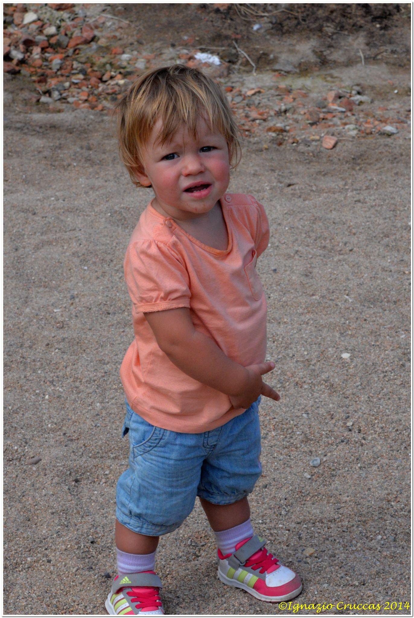 Children by ignazio cruccas