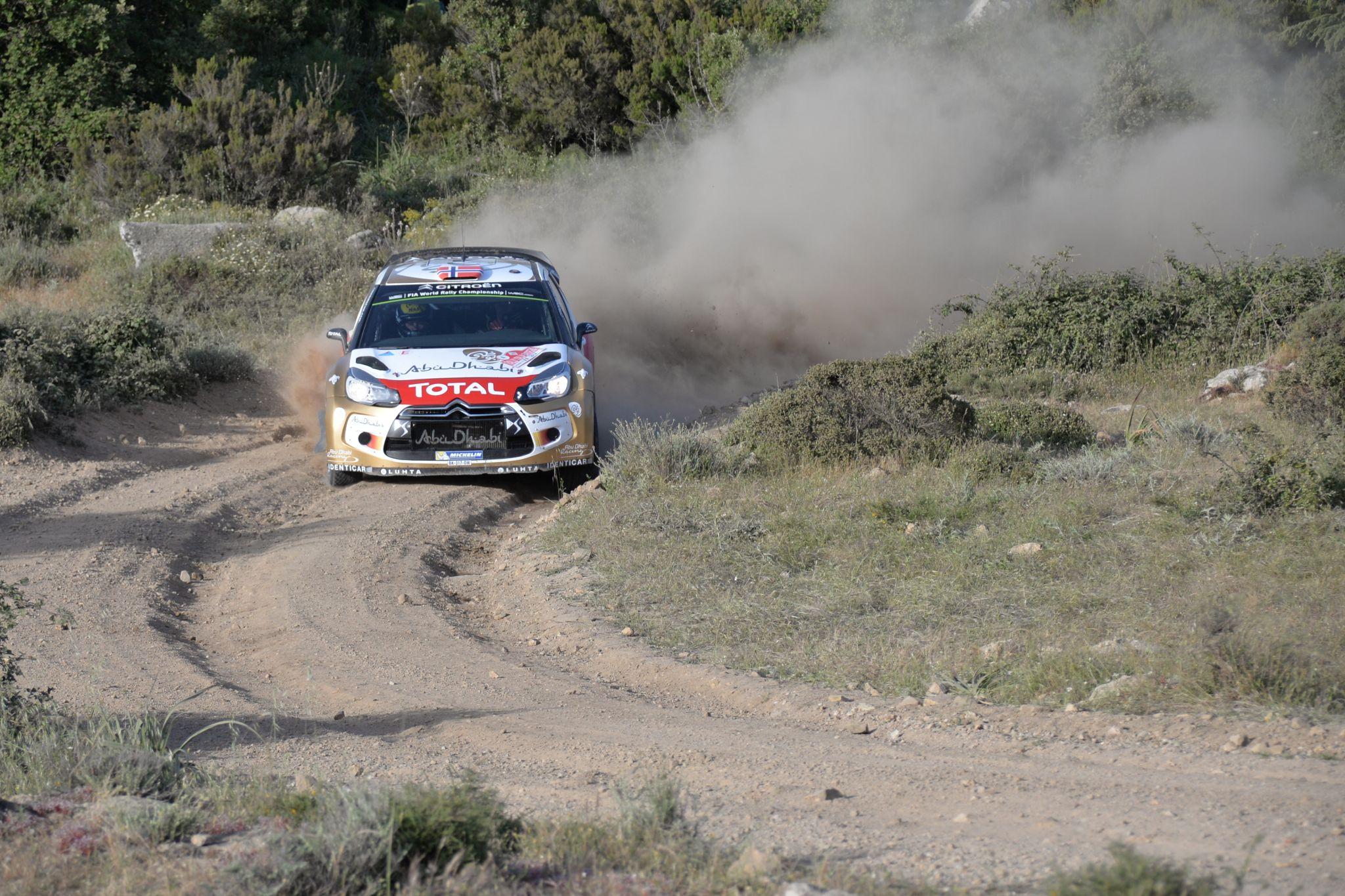 WRC 2014 Rally d'Italia by ignazio cruccas