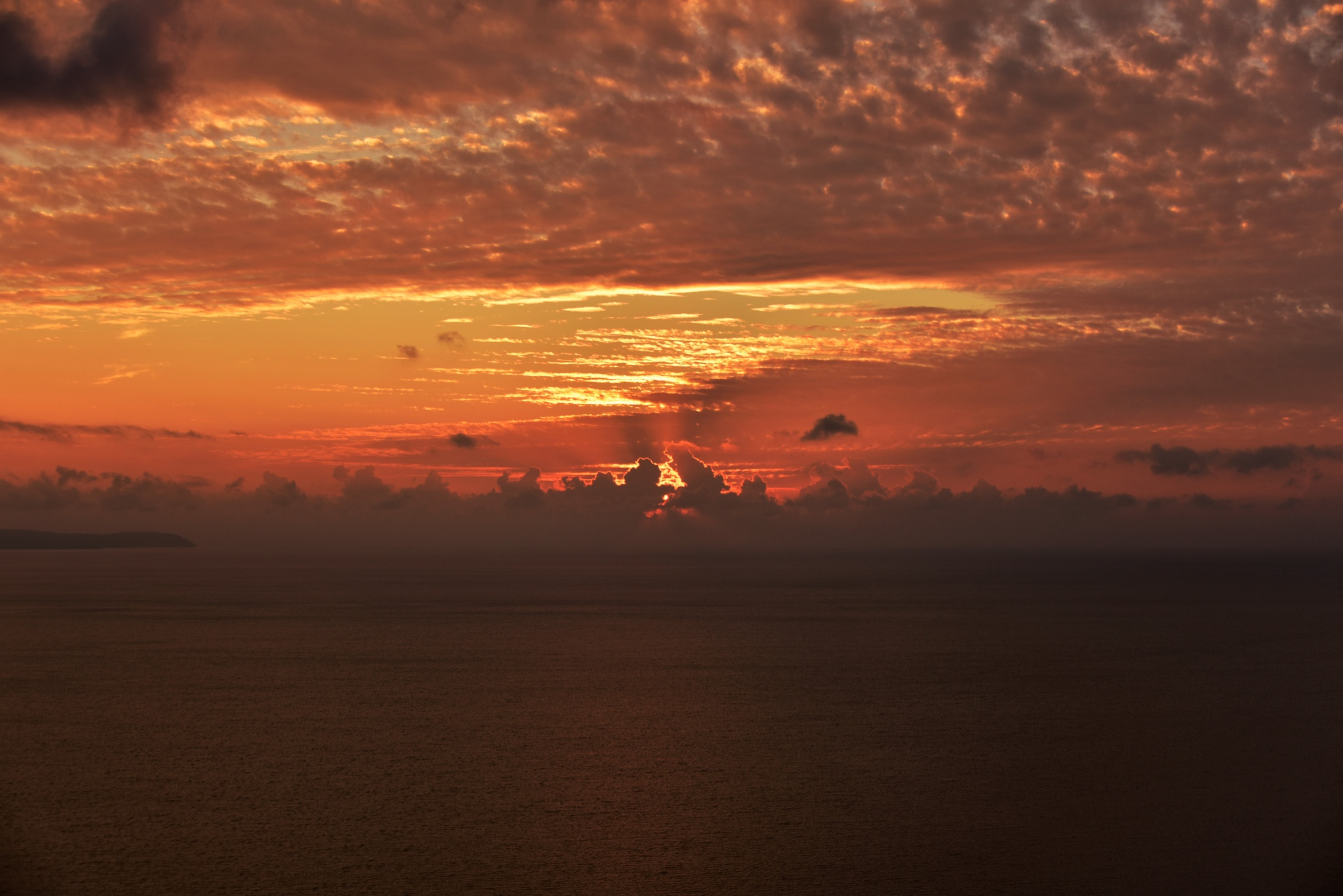 Sunset by ignazio cruccas