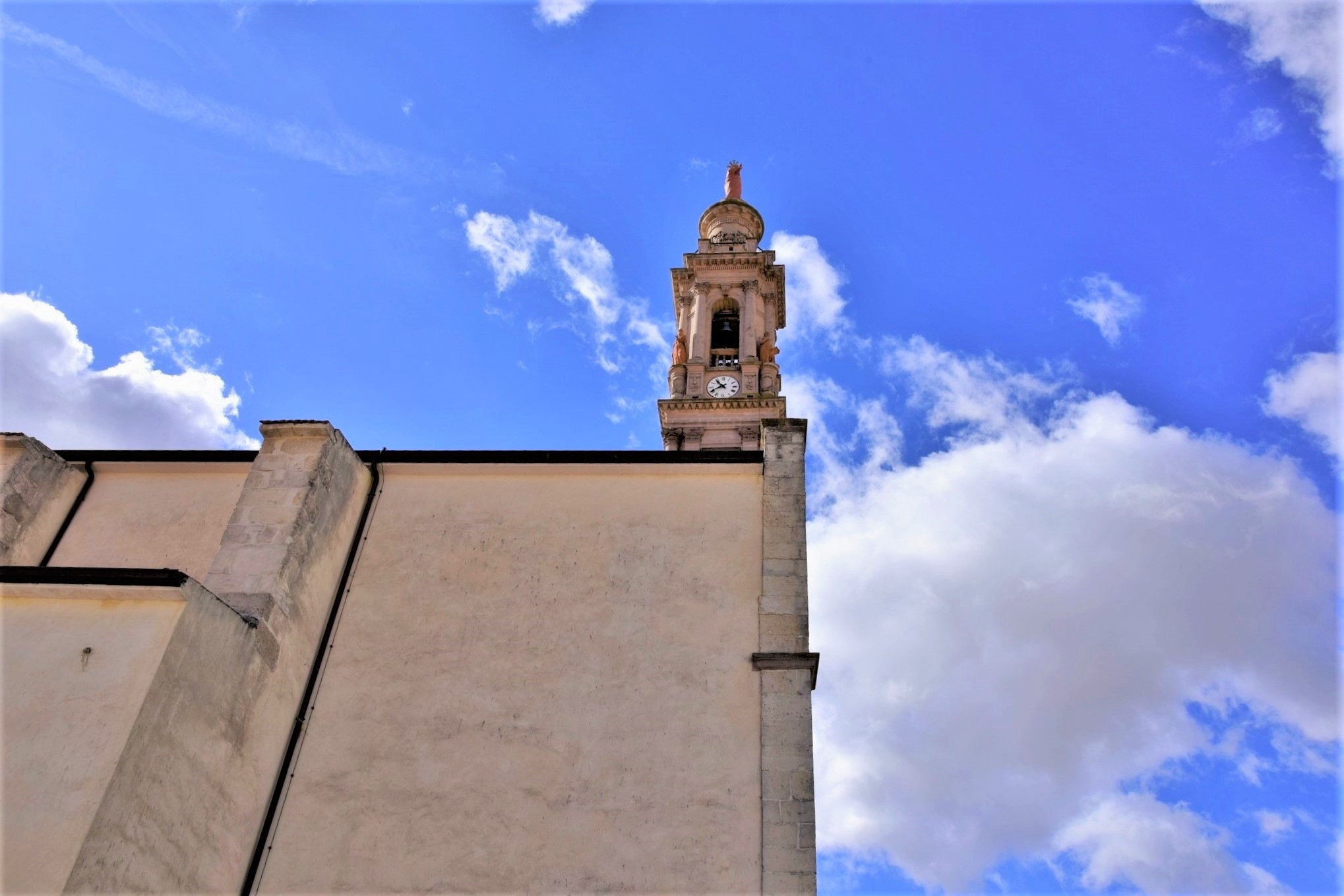 Bell towers that touch the sky by ignazio cruccas