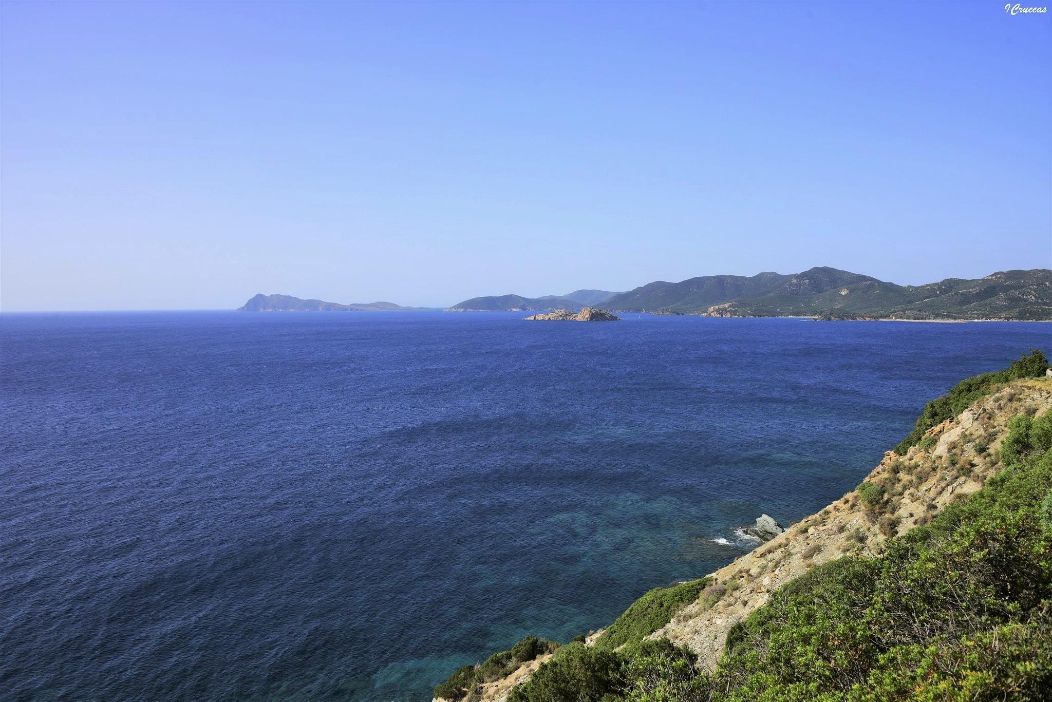 Sea Land by ignazio cruccas