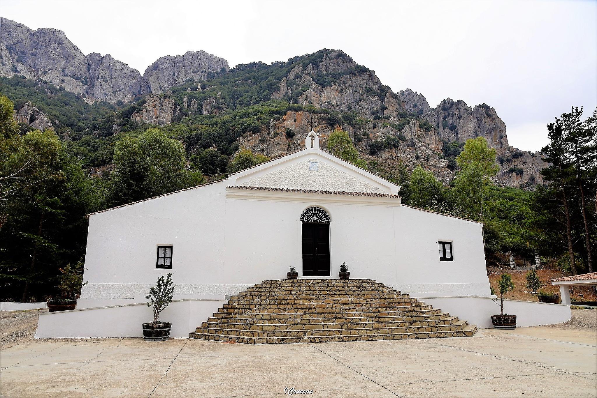 Lula:Chiesa del Miracolo by ignazio cruccas