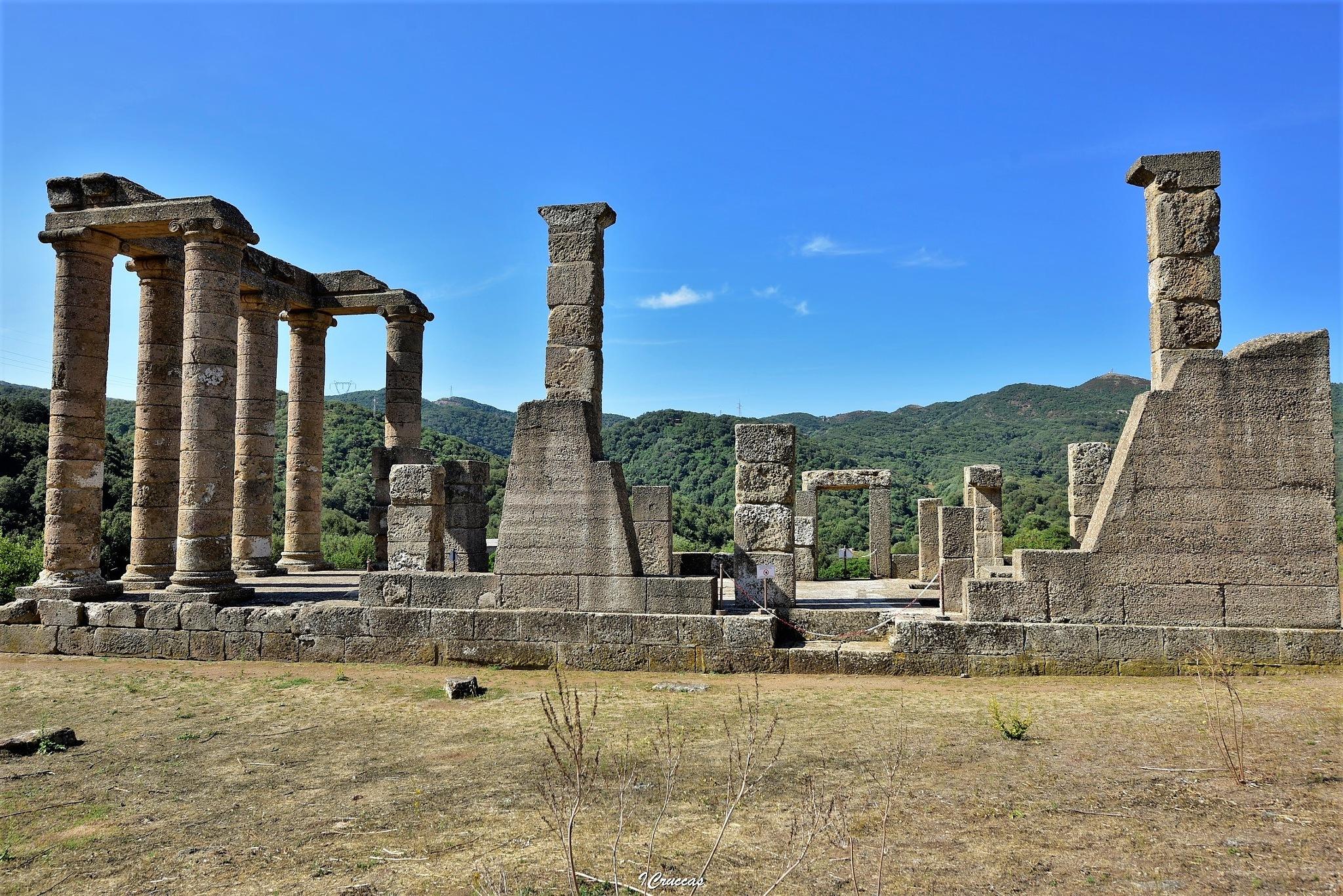 Fluminimaggiore (CI) Tempio di Antas by ignazio cruccas