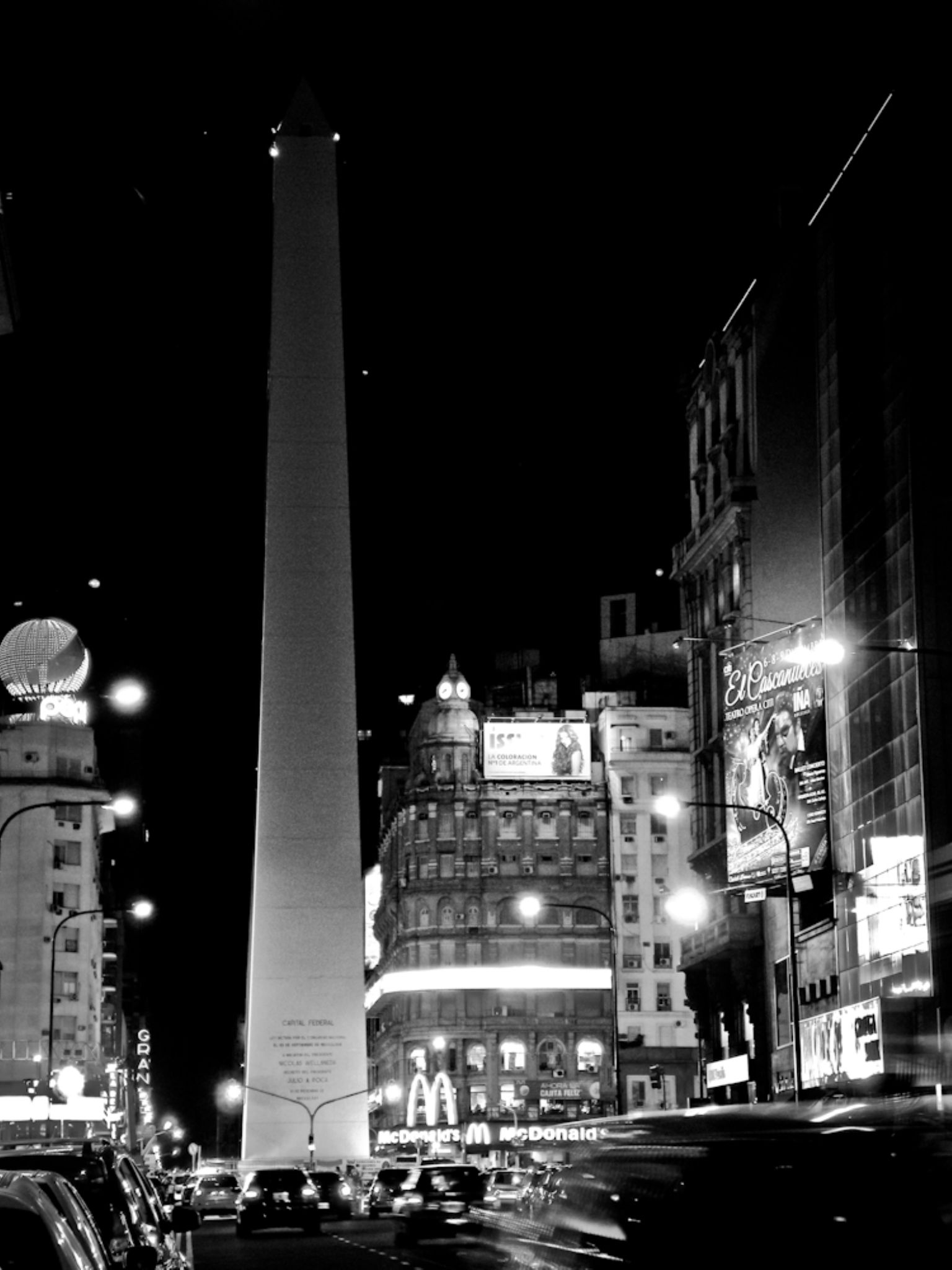Obelisco by By3nz
