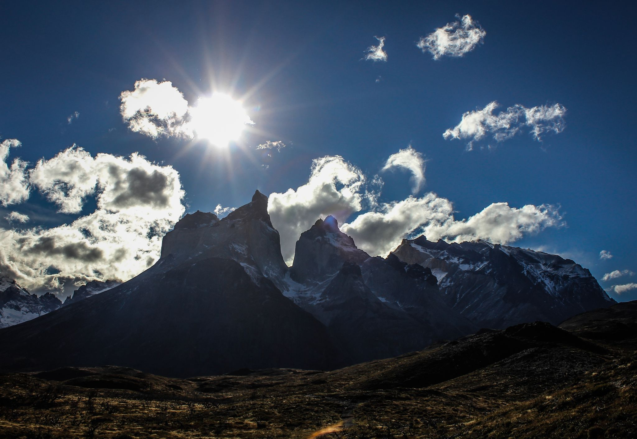 Cuernos del Paine by By3nz