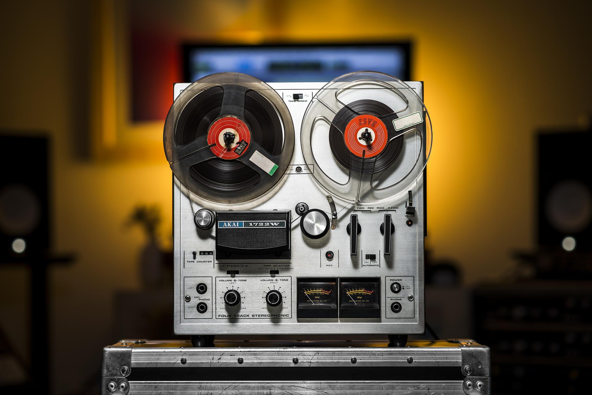 Salvaje Sound Studio by alxmurray