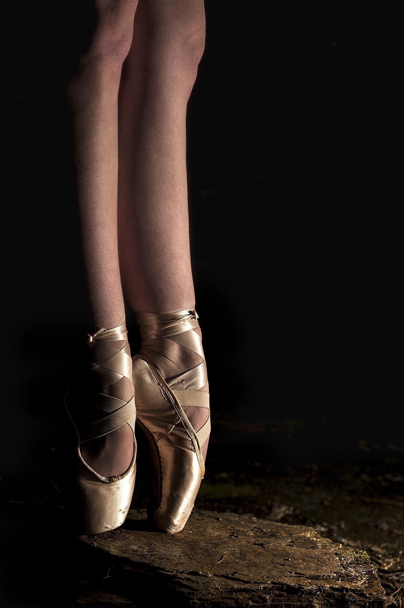 Photo in Fine Art #dance #ballet #ballerina #high speed #grace