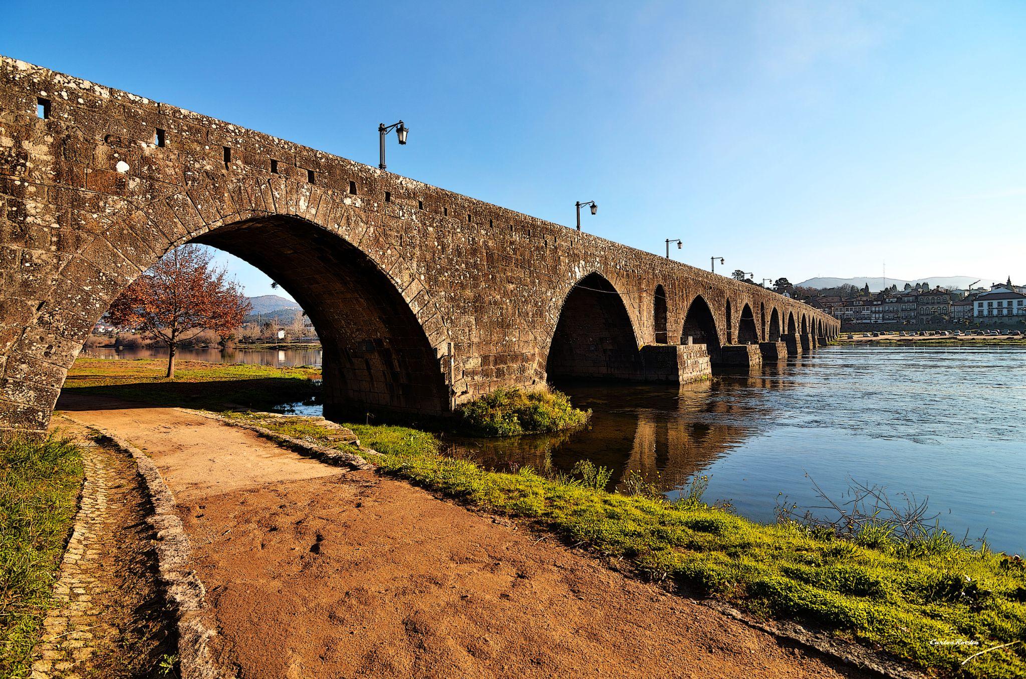 Ponte Romana by carlosfiuzar