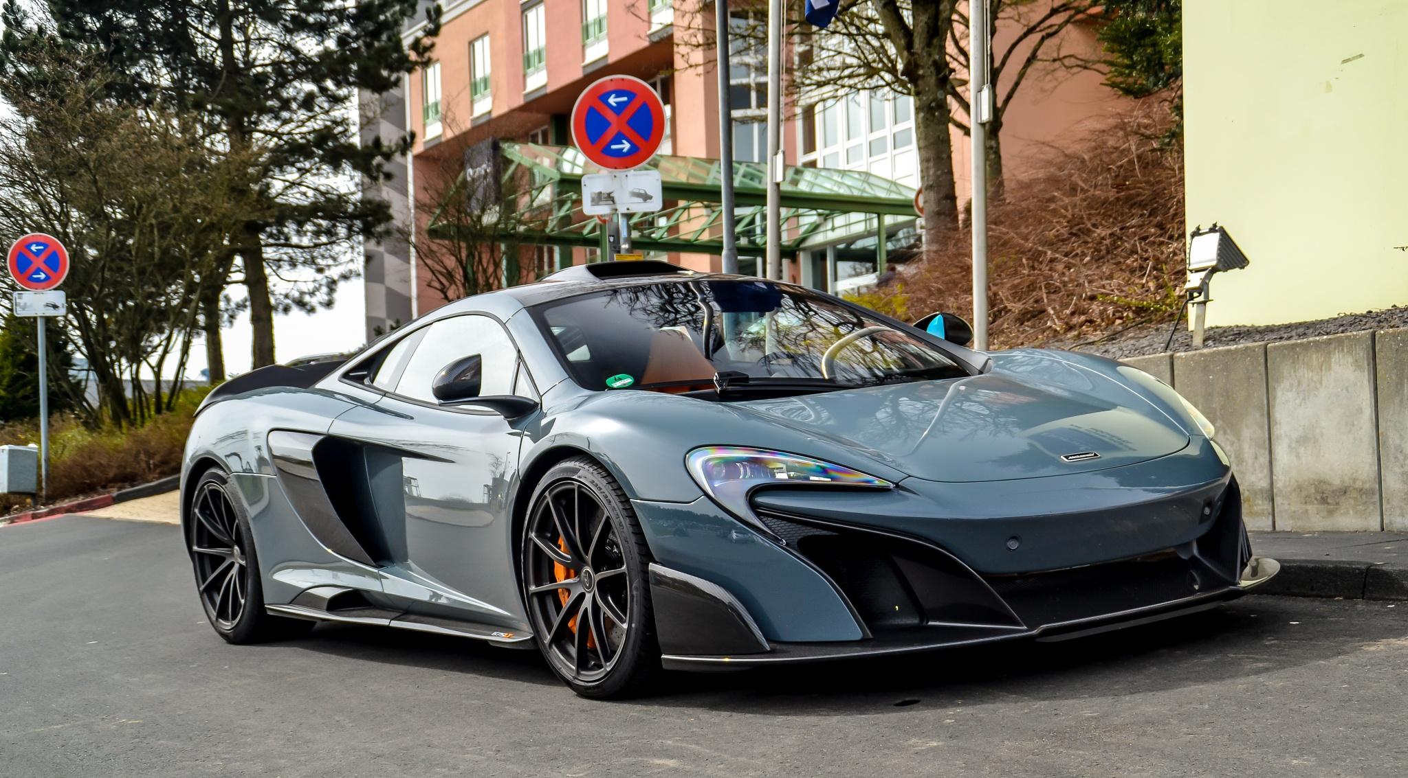 McLaren 675 LT by TheHogrebe