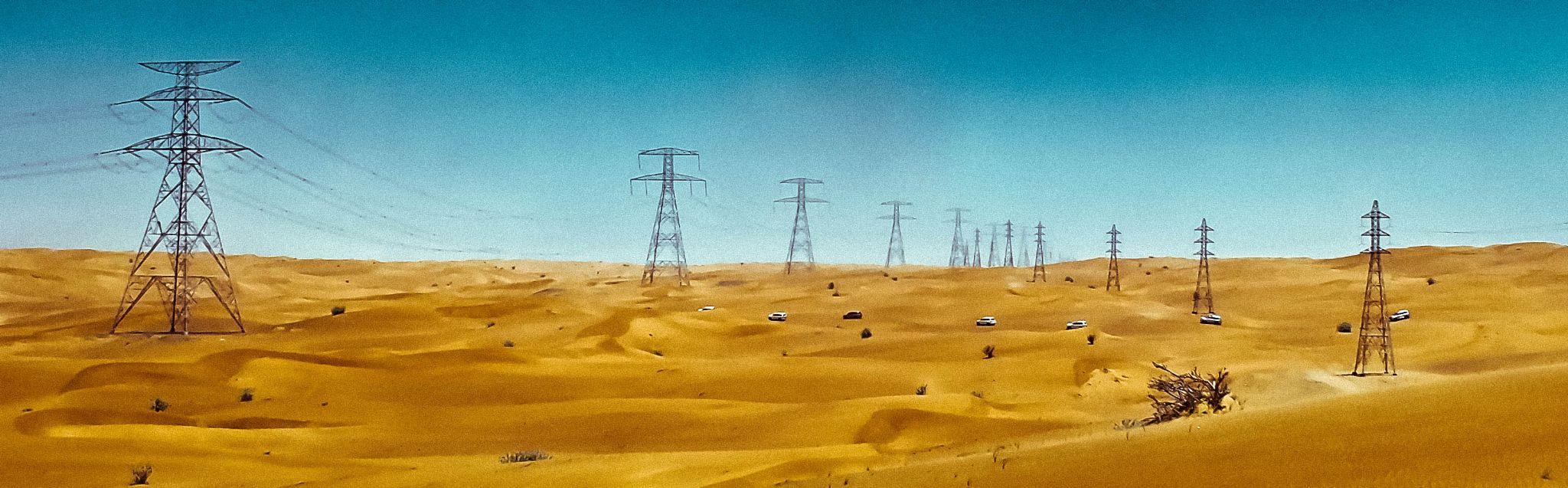 desert safari by ruel narciso bautista