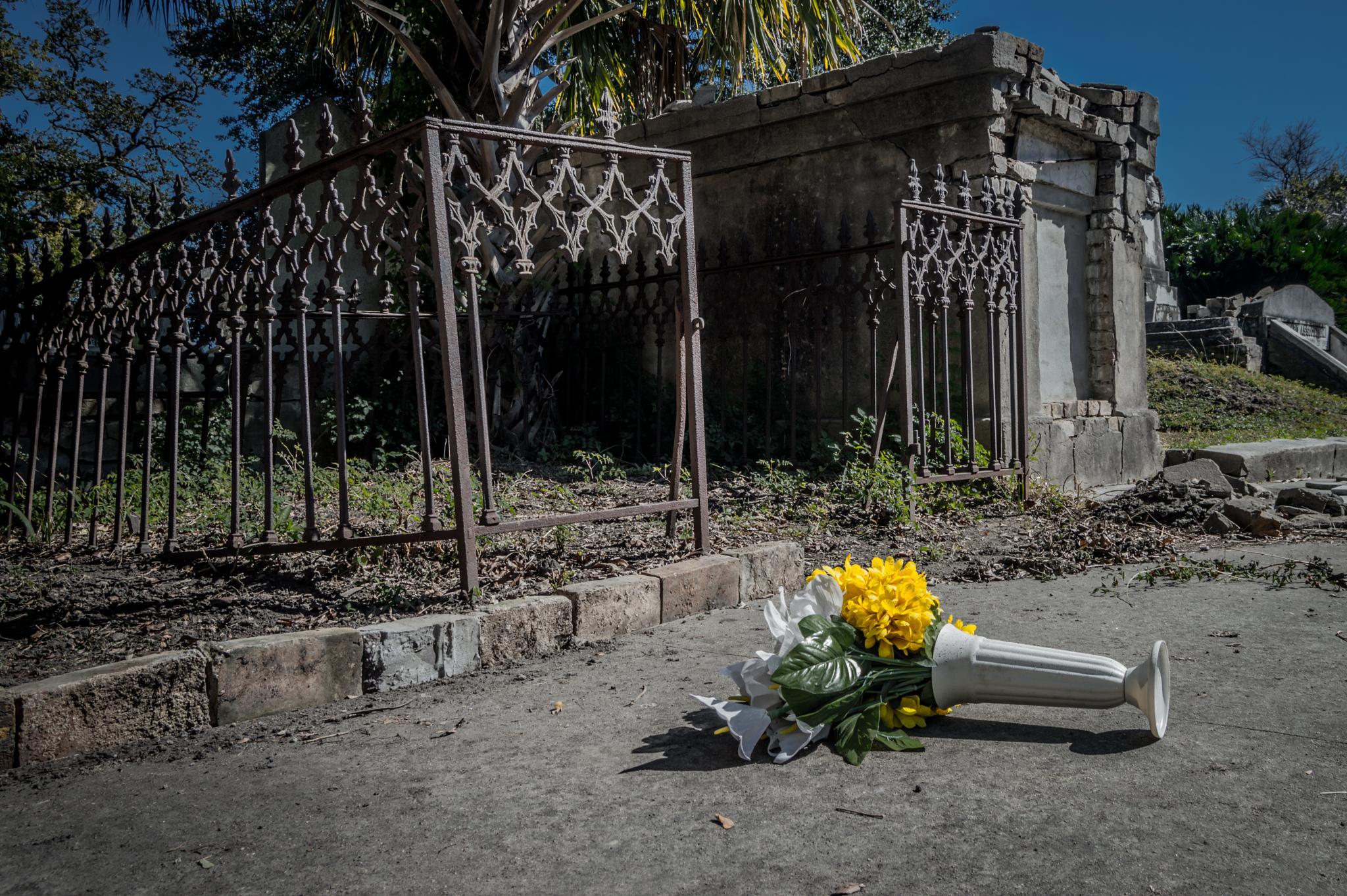 Photo in Urban #grave #tomb #cemetary #graveyard #new orleans #urban #urban exploration