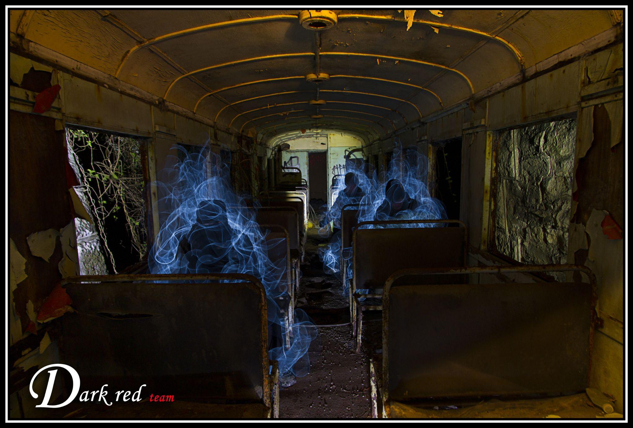 Ghost Train by DARKREDTEAM