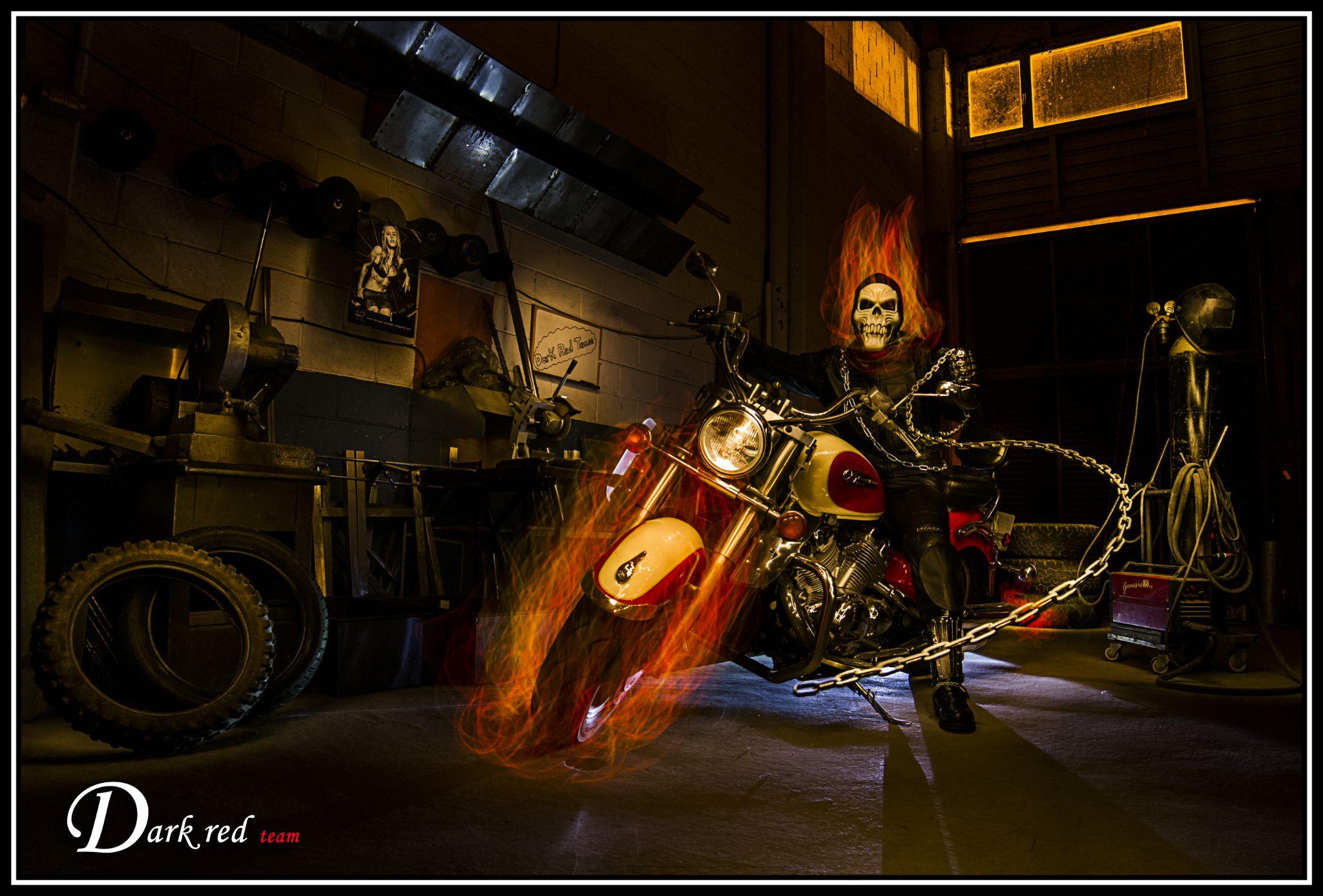 Ghost Rider 2.0 by DARKREDTEAM