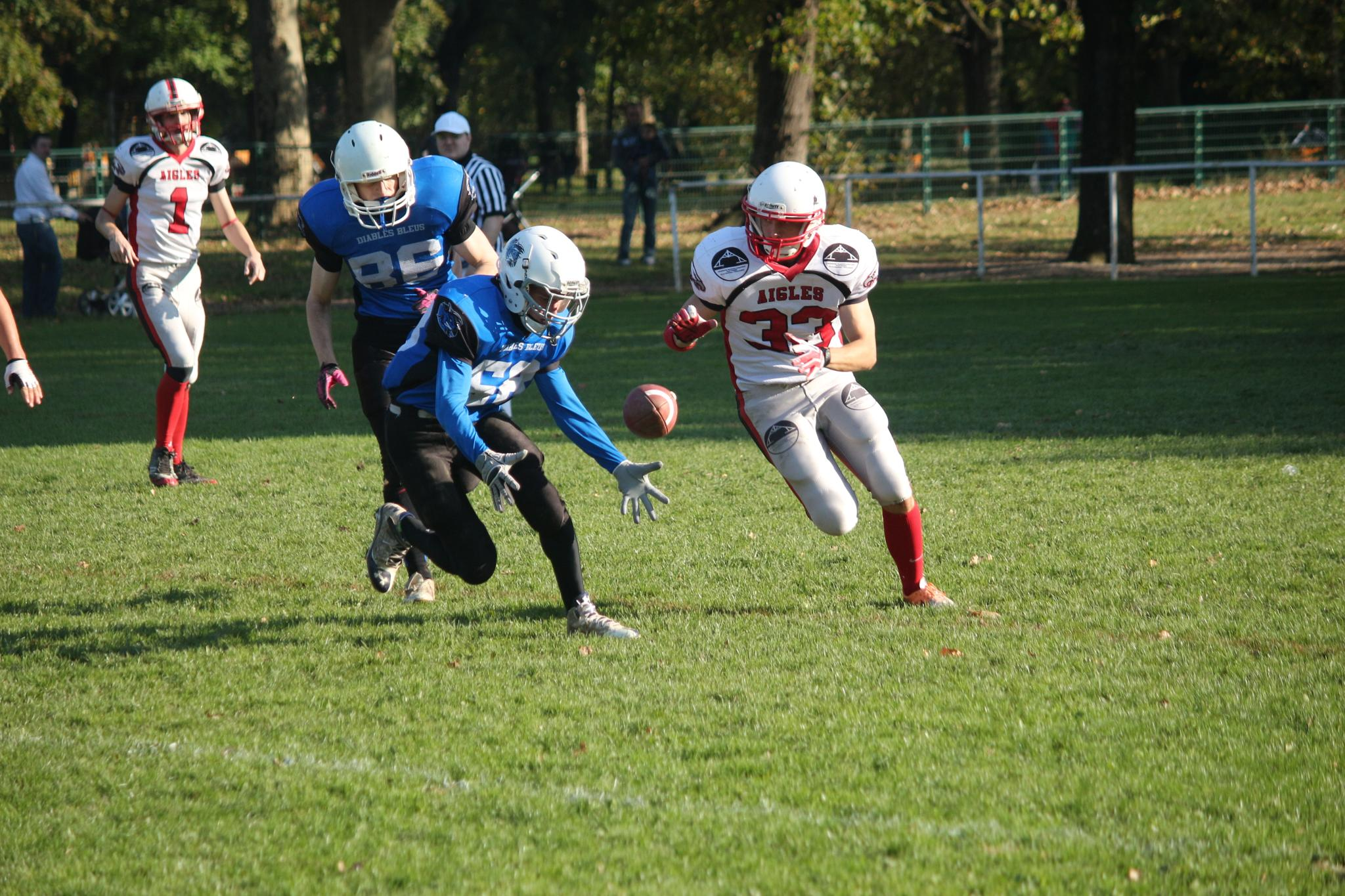 Photo in Sports #usfootball #sport #players