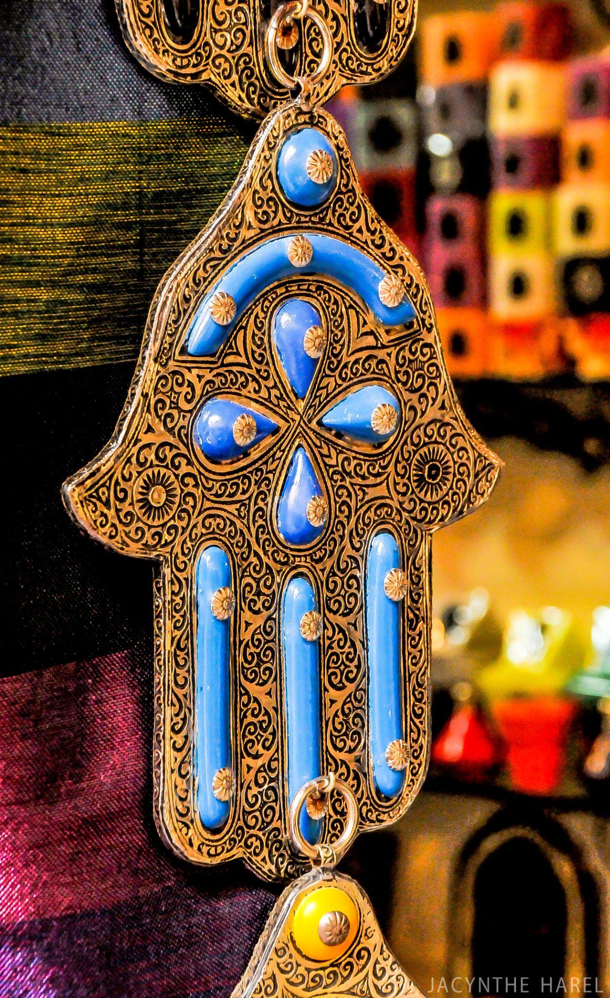 Hand of Fatima by jacynthe.harel