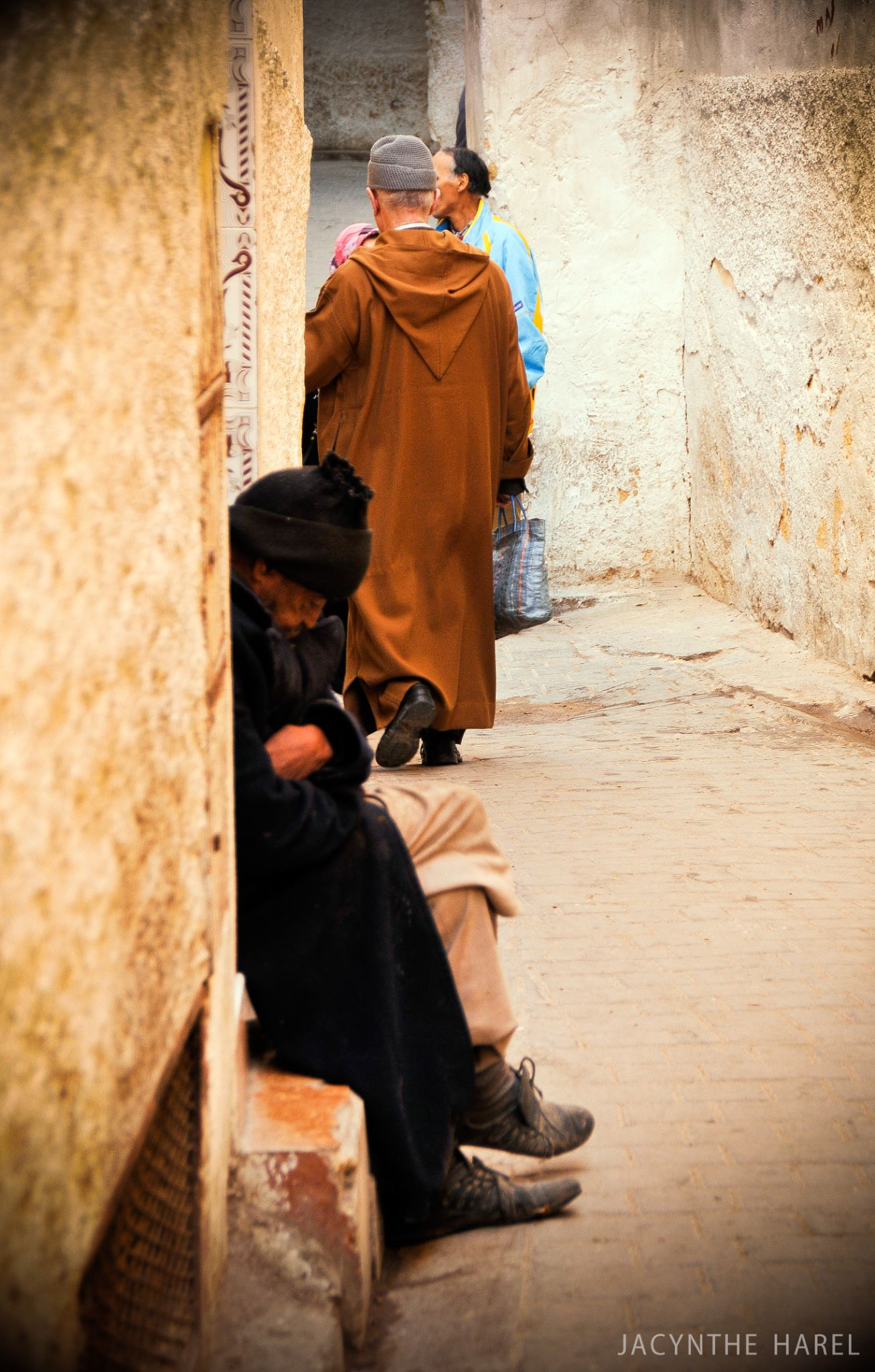 Medina de Fes, Maroc by jacynthe.harel