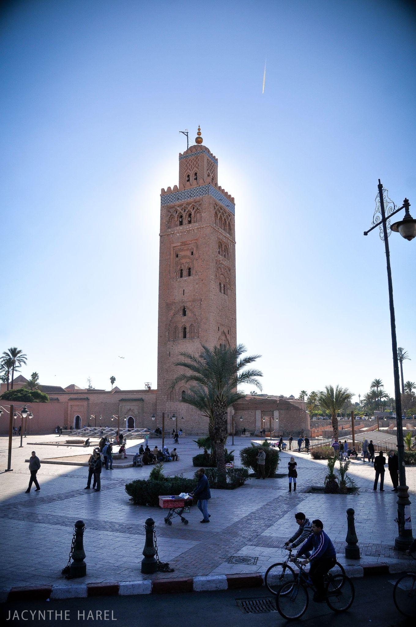 Koutoubia, Marrakech by jacynthe.harel
