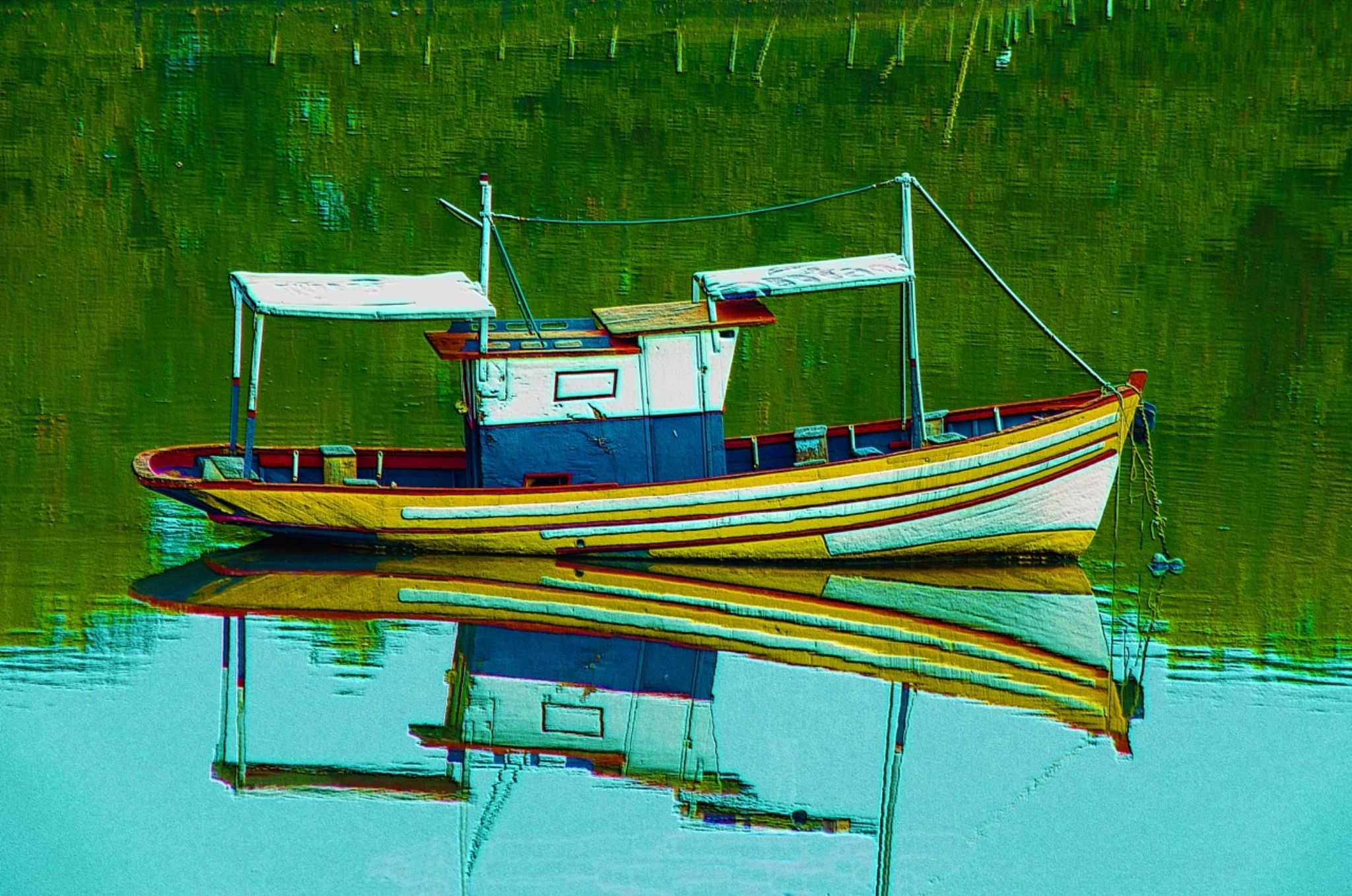 The boat by valcir.siqueira.7