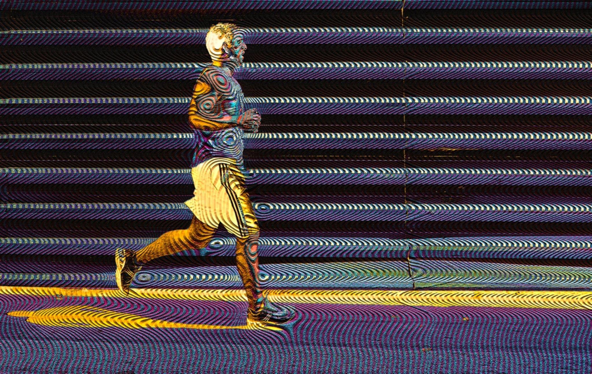 The cyber runner by valcir.siqueira.7