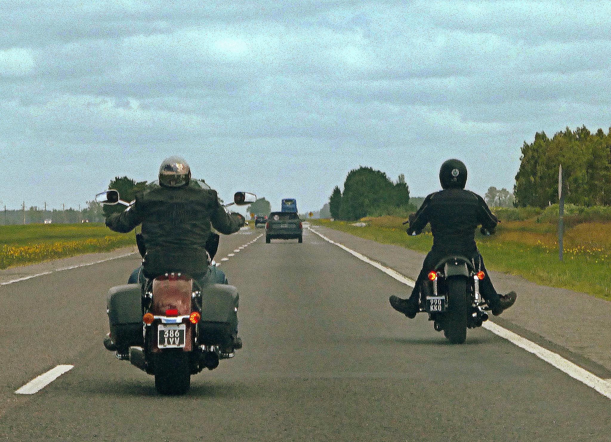 Easy rider by claudio.spirito.7