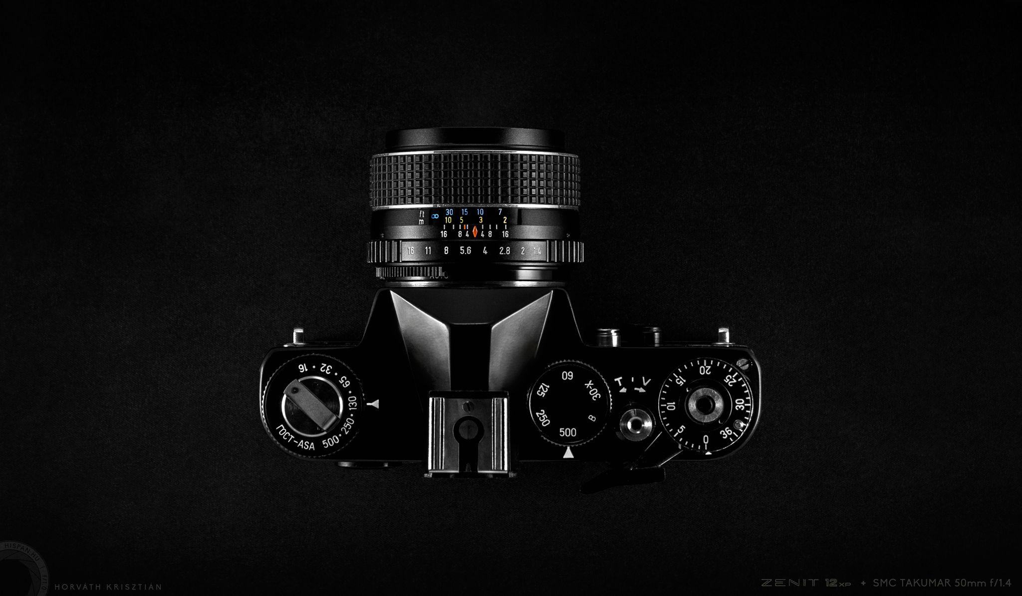 Zenit 12XP + SMC Takumar 50mm f/1.4 by hispan