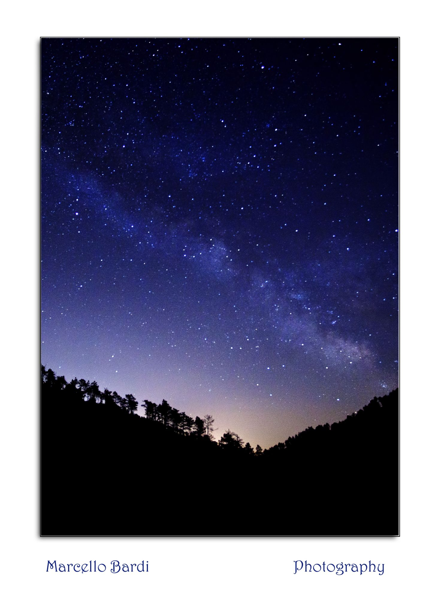 Milky Way by marcello.bardi.3