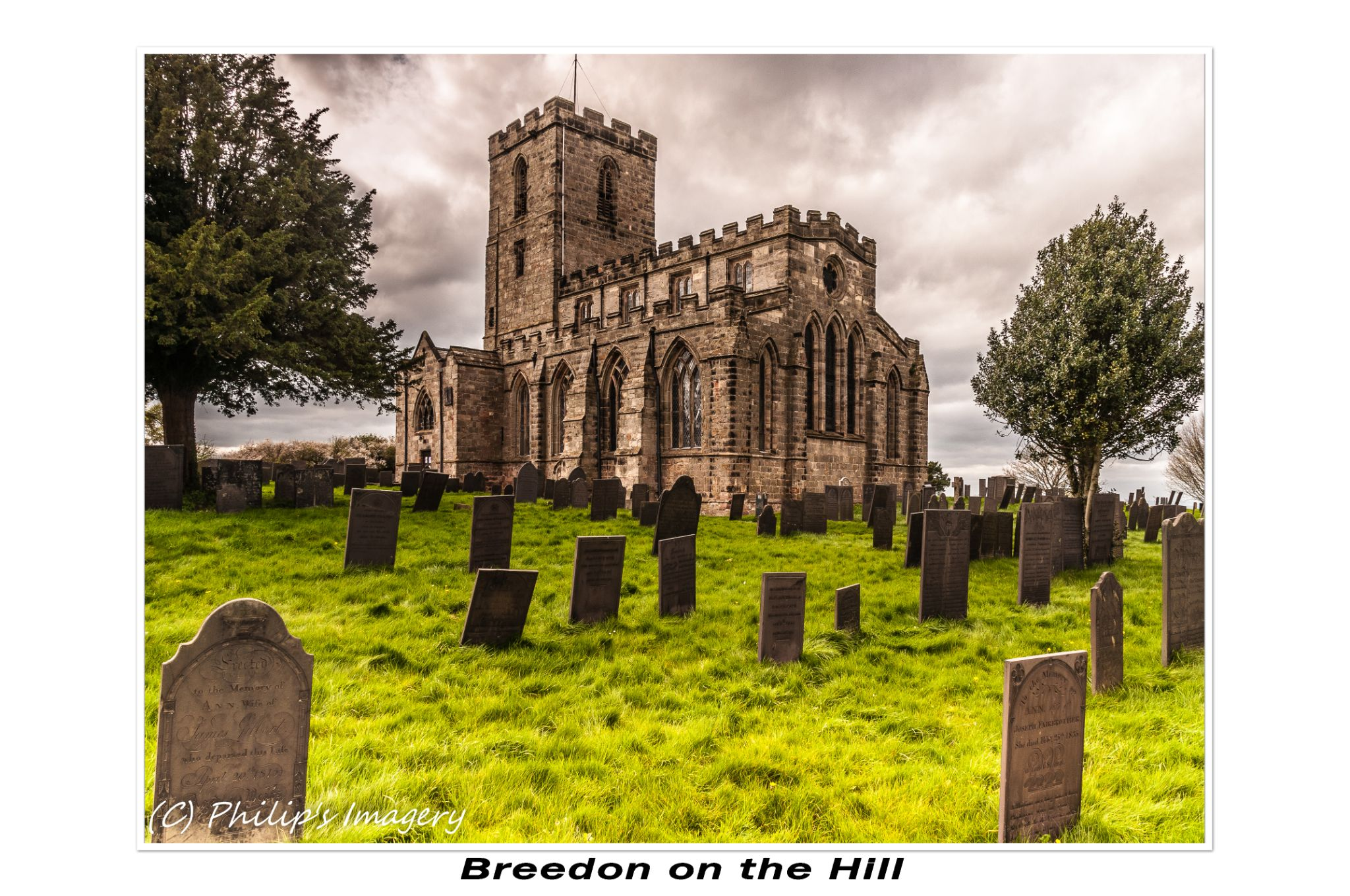 Breedon on the Hill by philips images