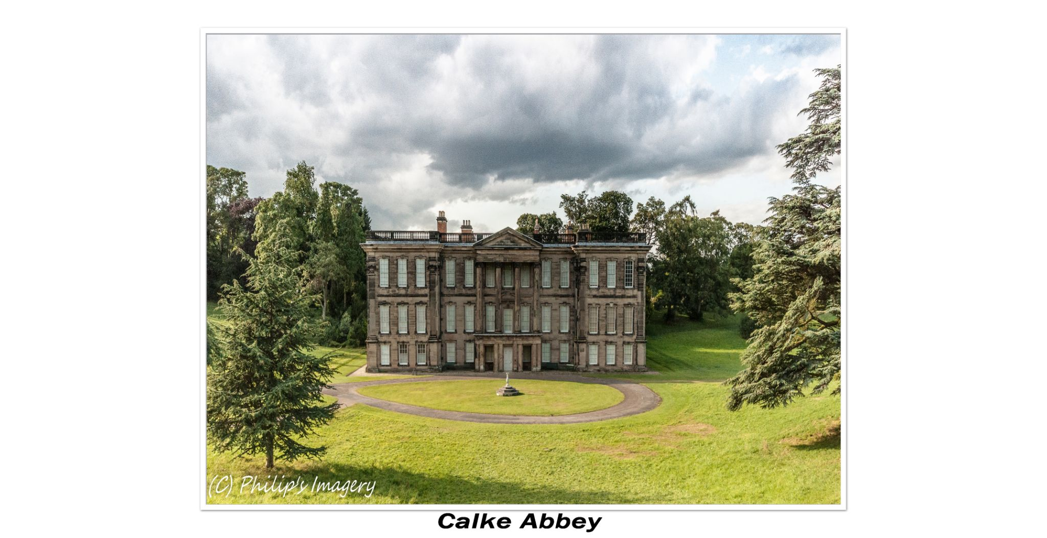 Calke Abbey by philips images