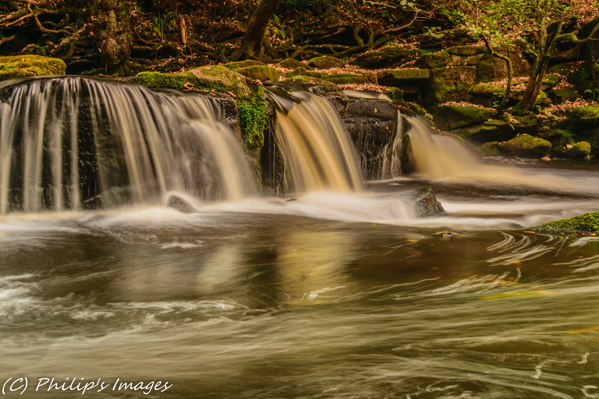 WATERFALL by philips images
