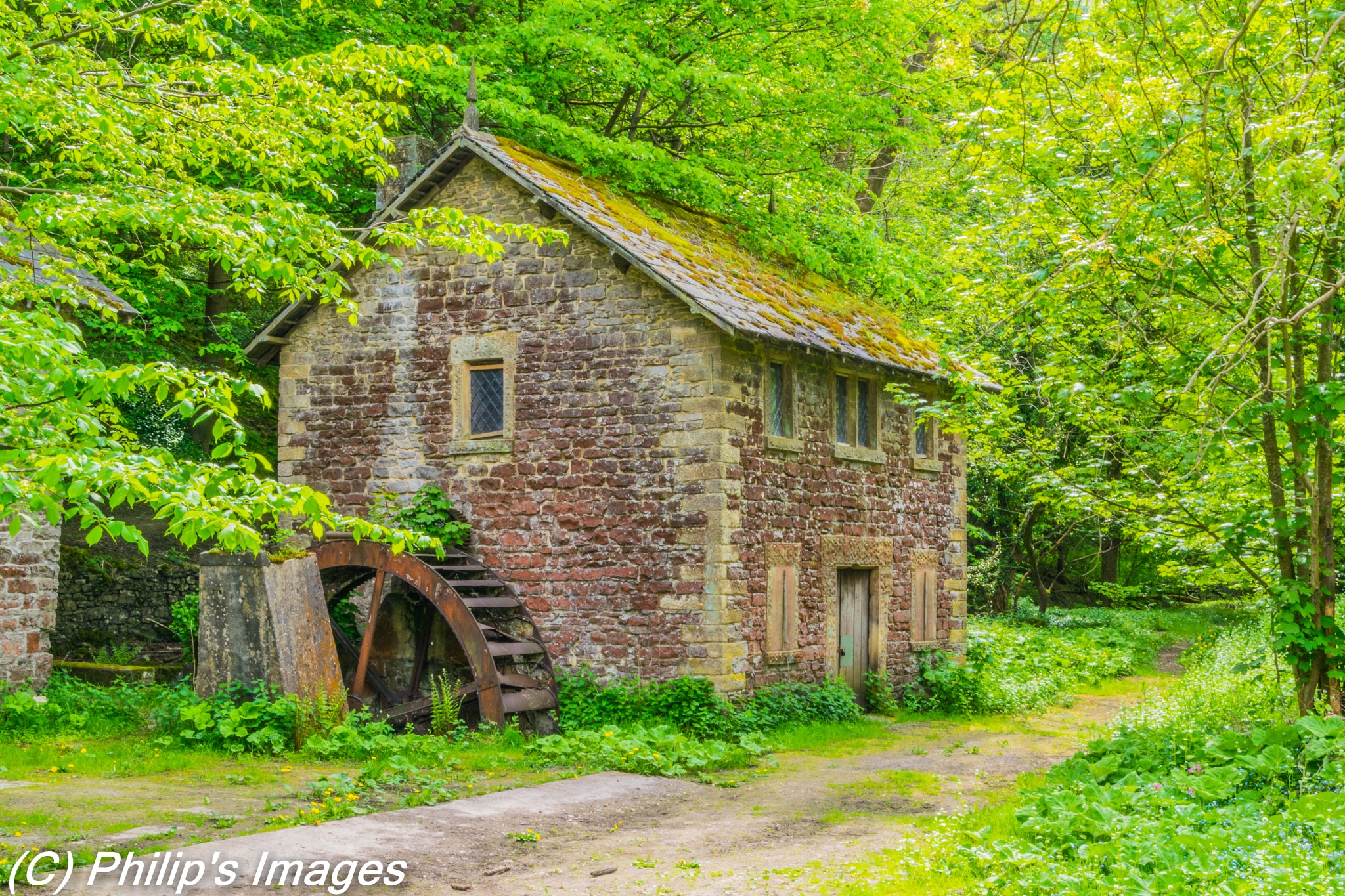 the old pumping station by philips images