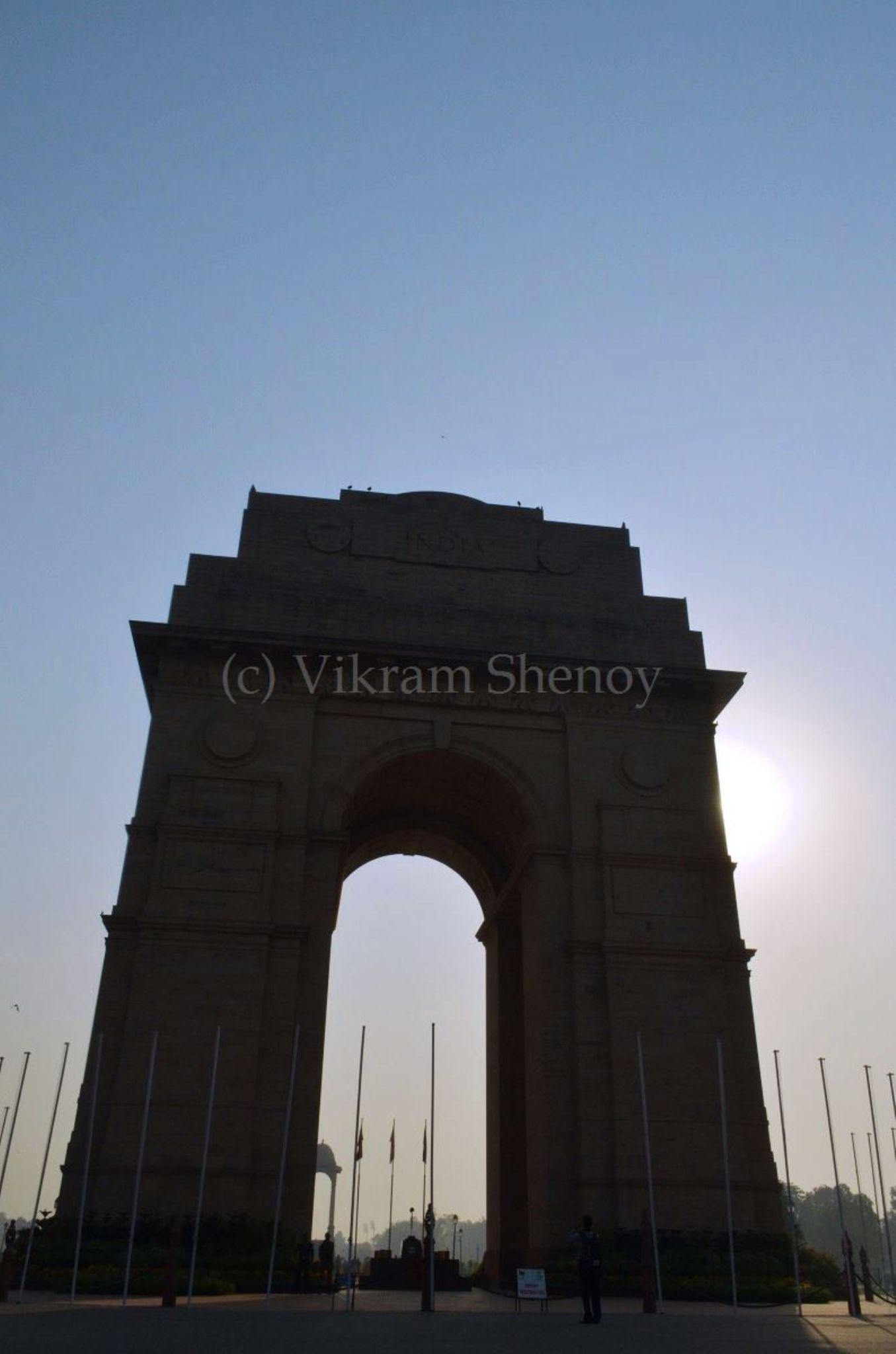 Sunrise Gate by Vikram Shenoy