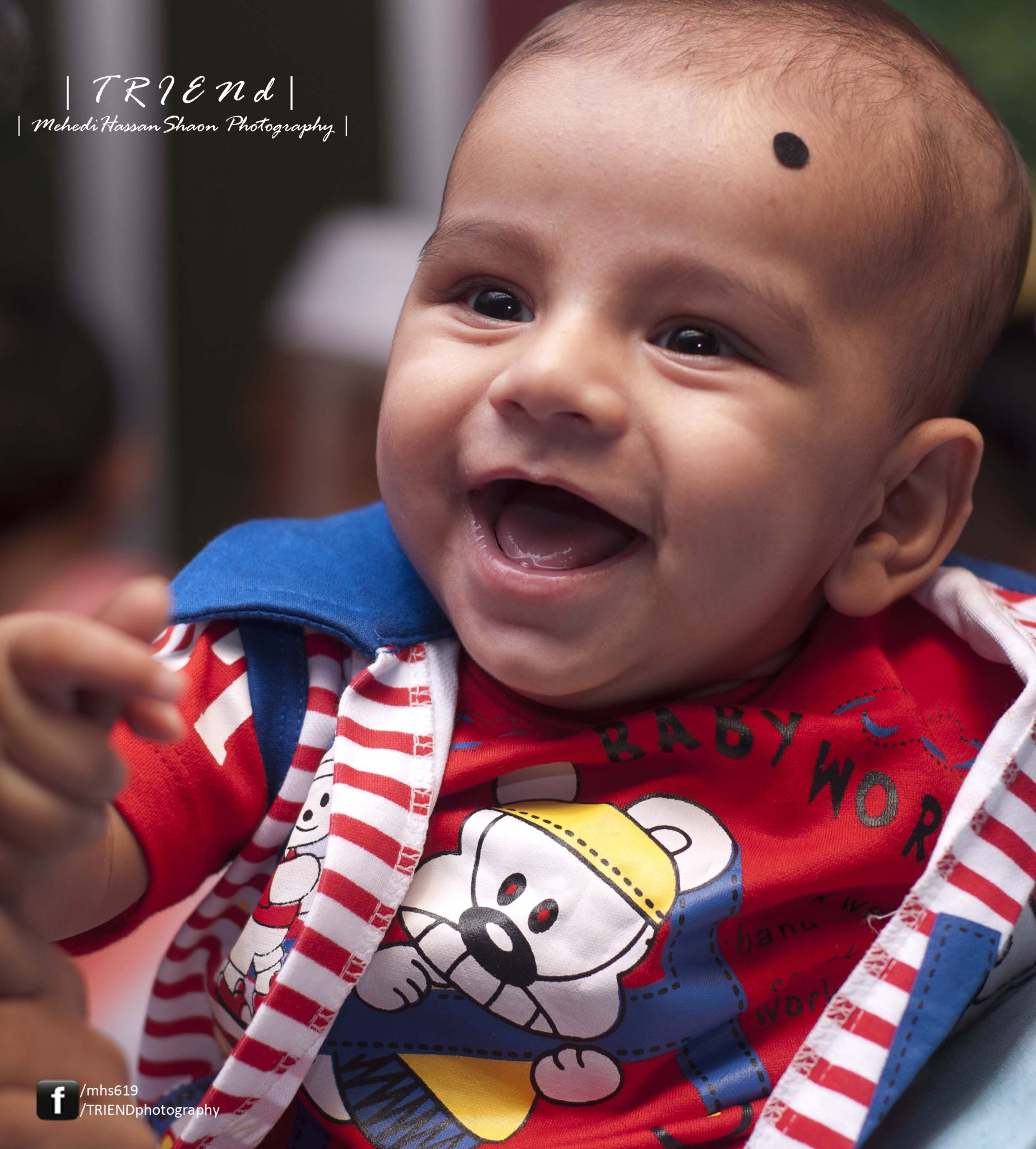 An Innocent Smile by Mehedi Hassan Shaon