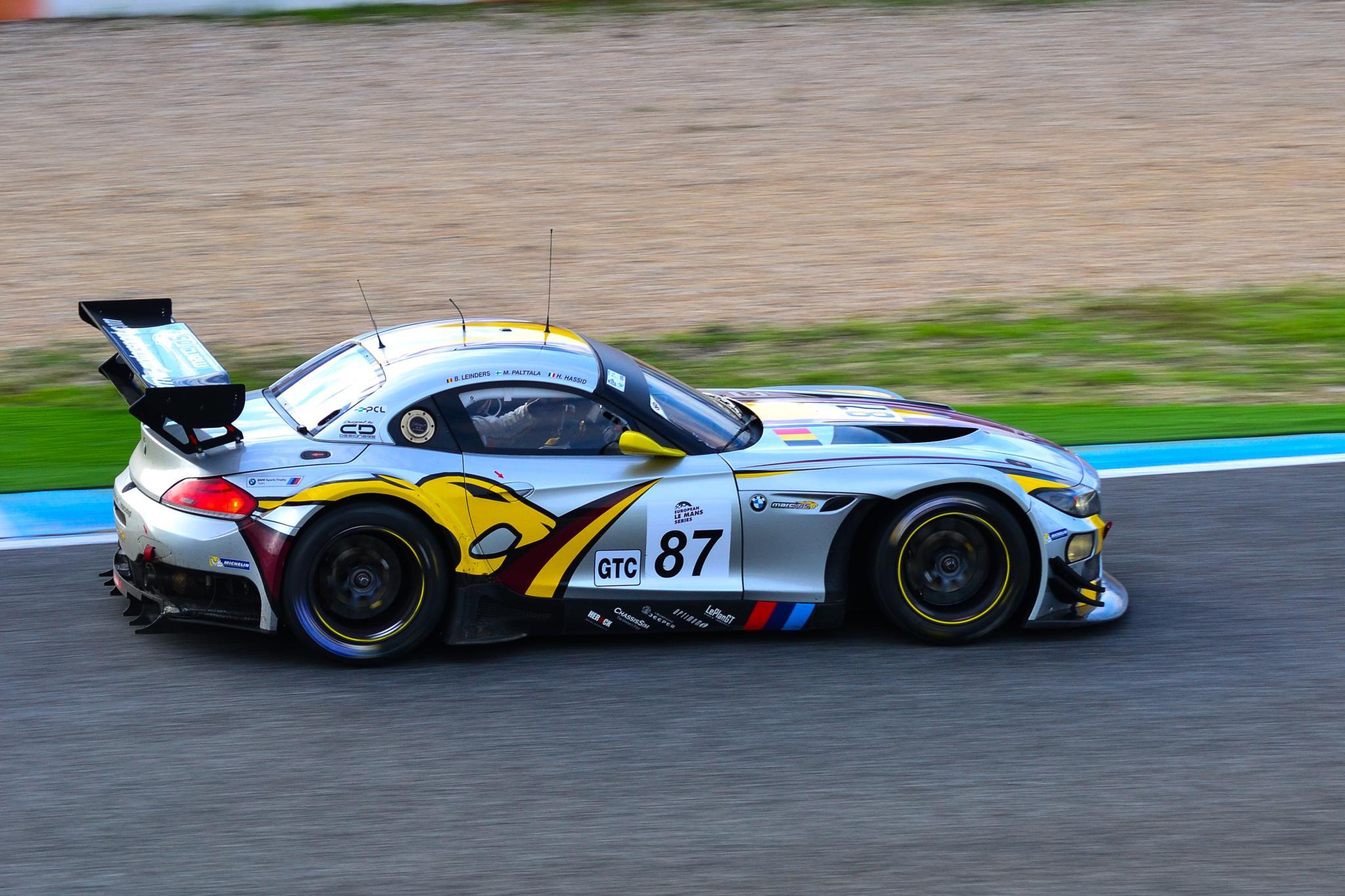BMW GT3 racing car by José Pedro Borges