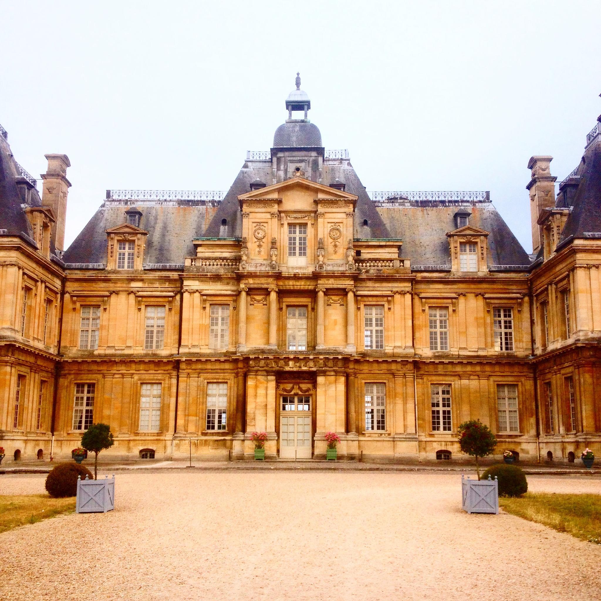 Château de Maison Laffite  by Maxime