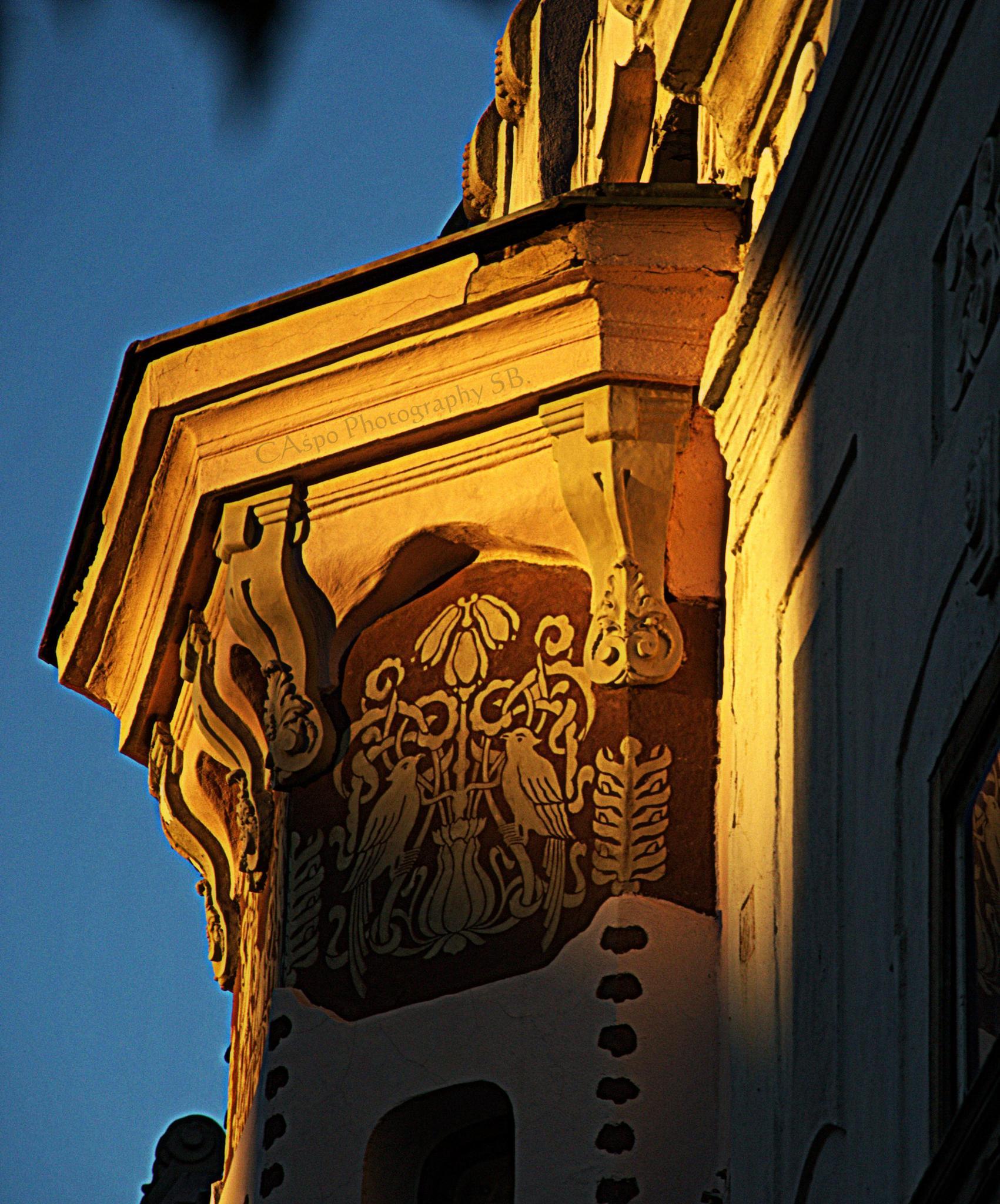 Prešovské svetlotiene. Prešov light-shadows. by rastislavk1