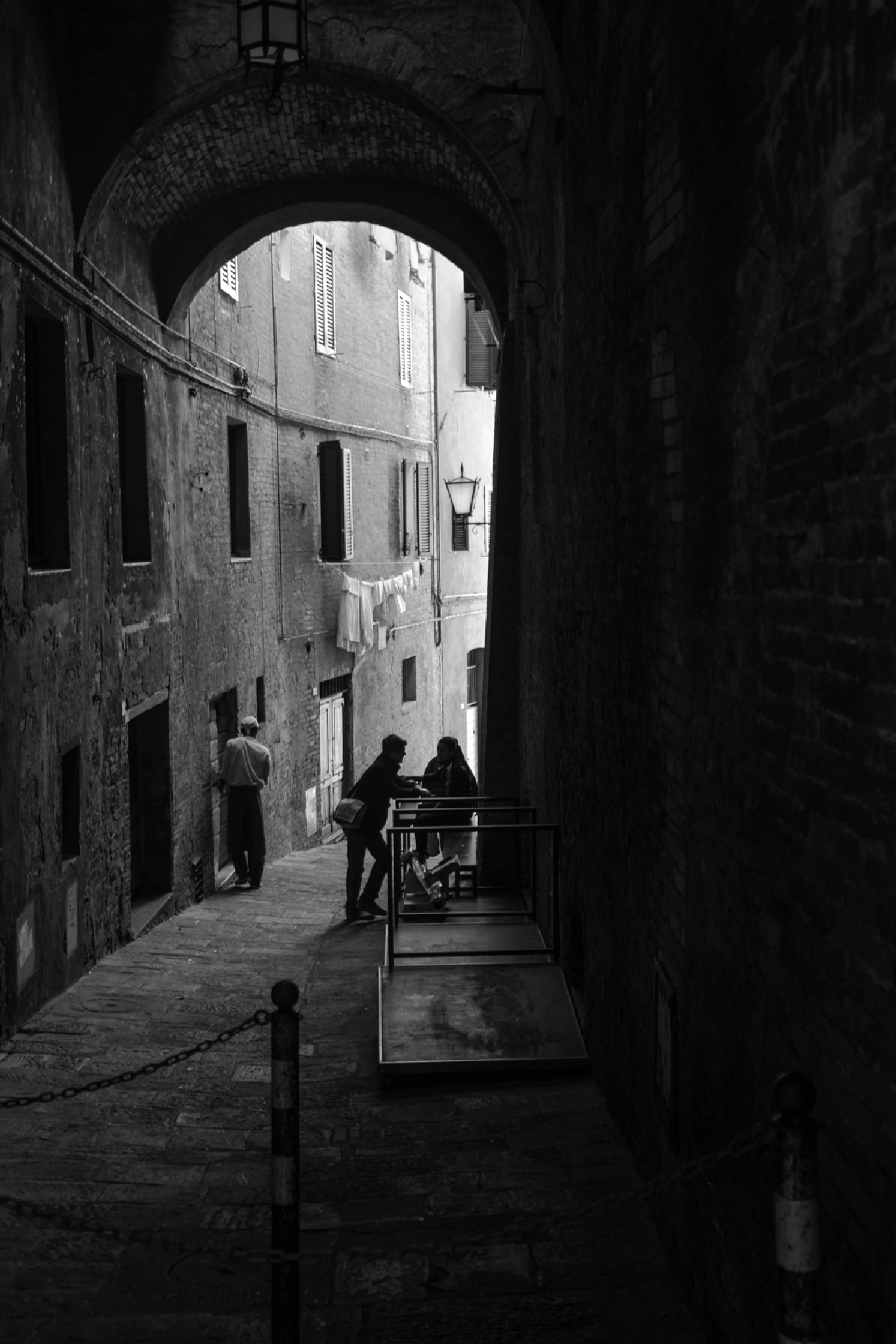 Siena light by heinz homatsch
