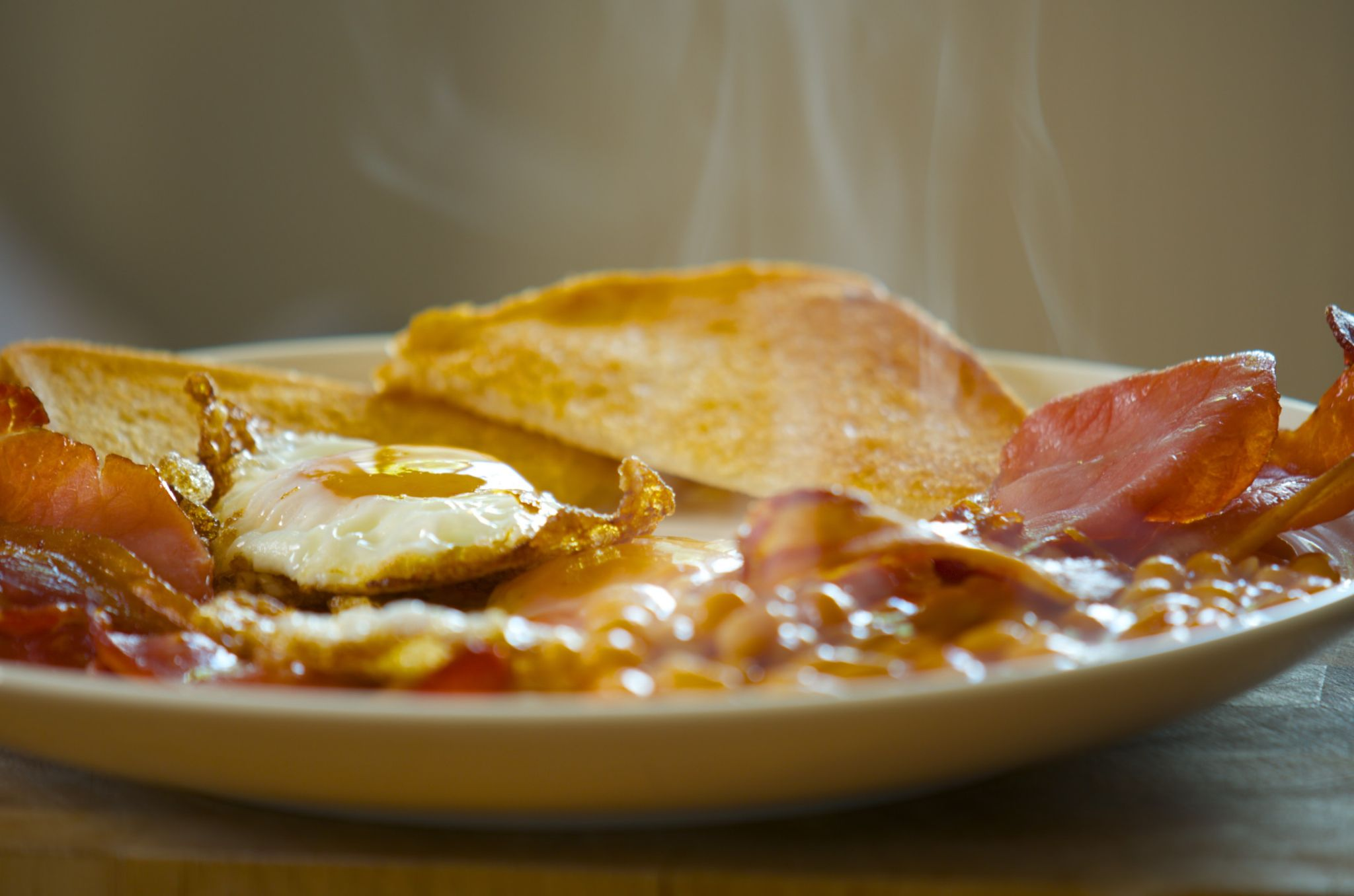Ryder Cup breakfast by Rob Williams