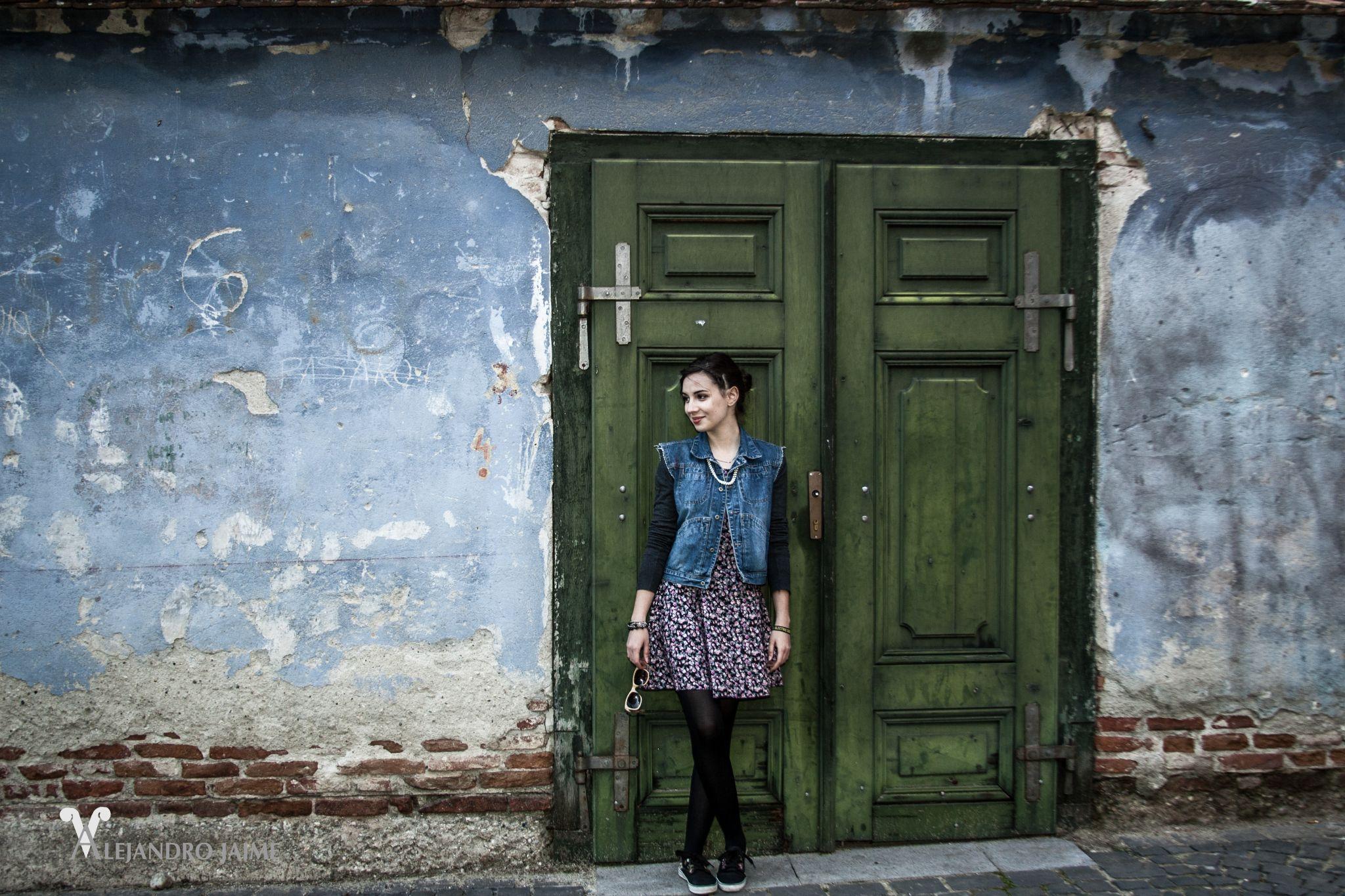 The door by Aluxconcepts