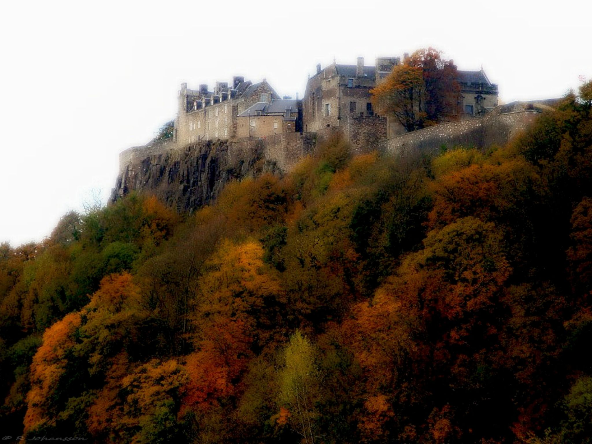 Stirling Castle by roger.joh