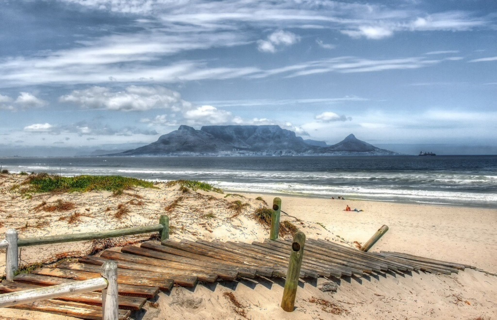 Table Mountain by John Paper