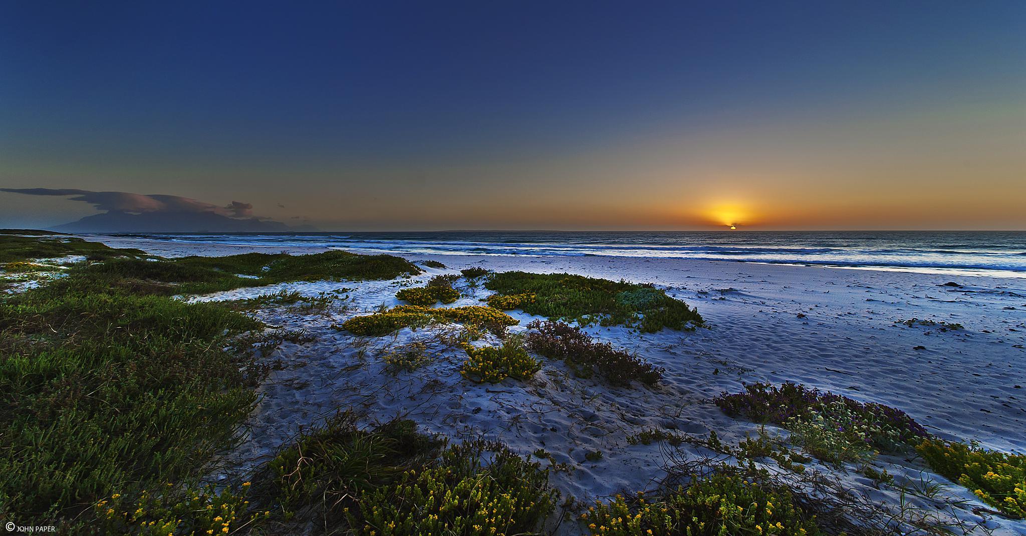 Sunset by John Paper