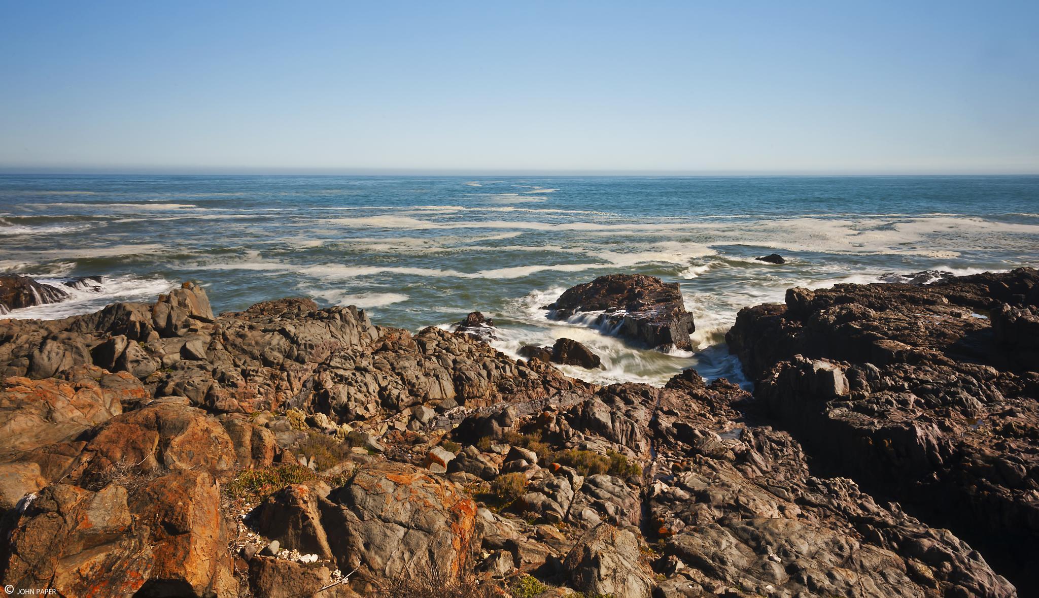 Ysterfontein, West Coast 7 by John Paper