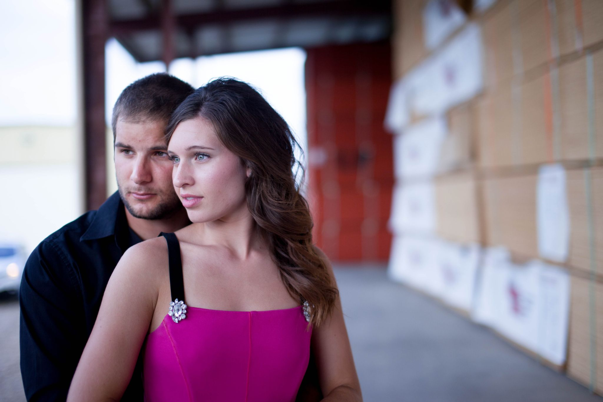 Brittany + Ben by Alexis Hess
