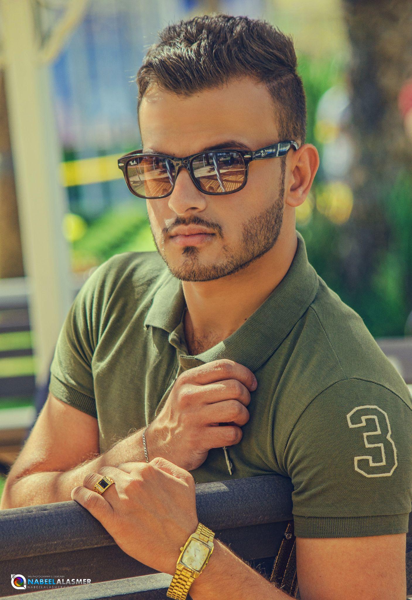Ahmed Amer  by Nabeel Alasmer