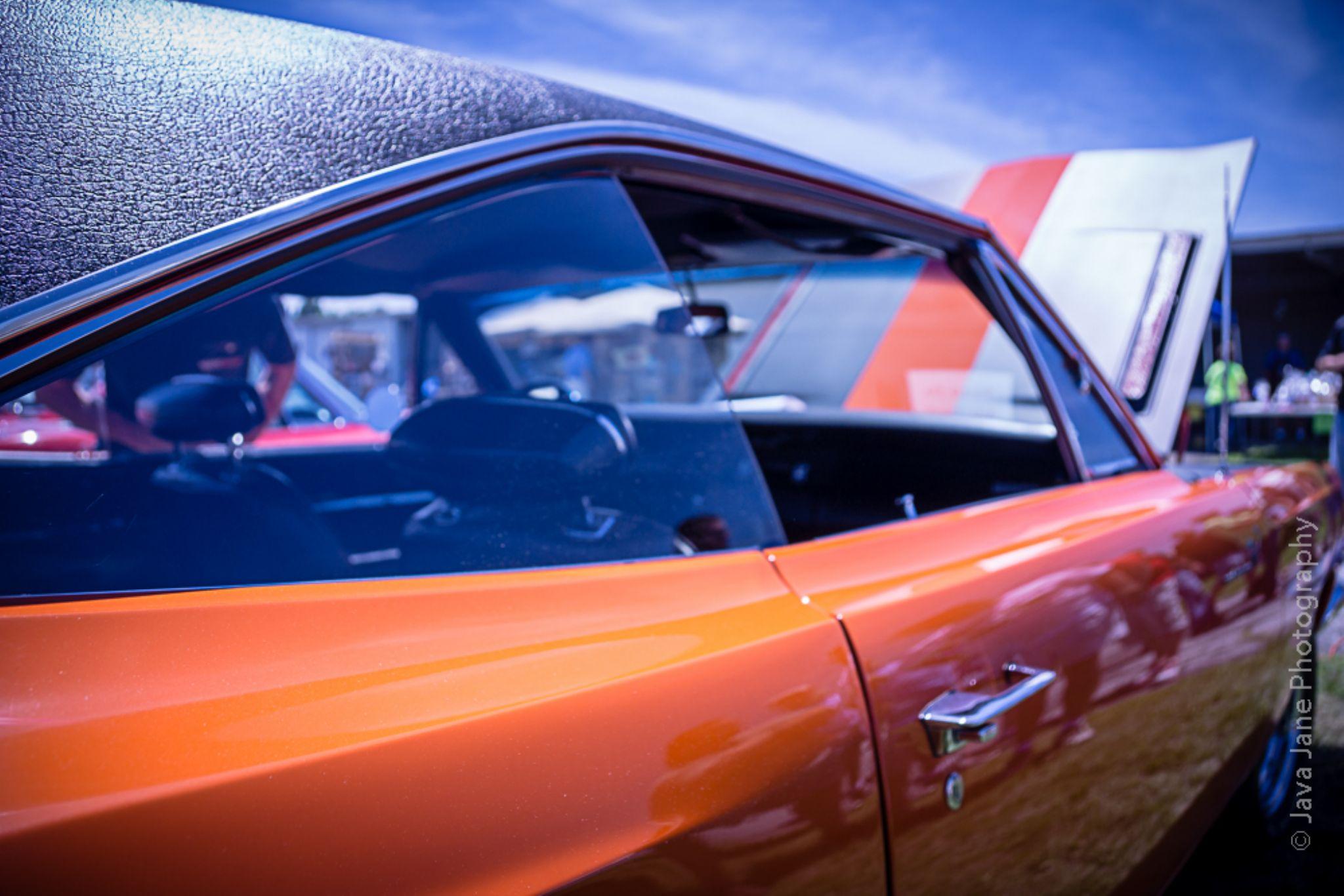 Blue and Orange by Tony Harris