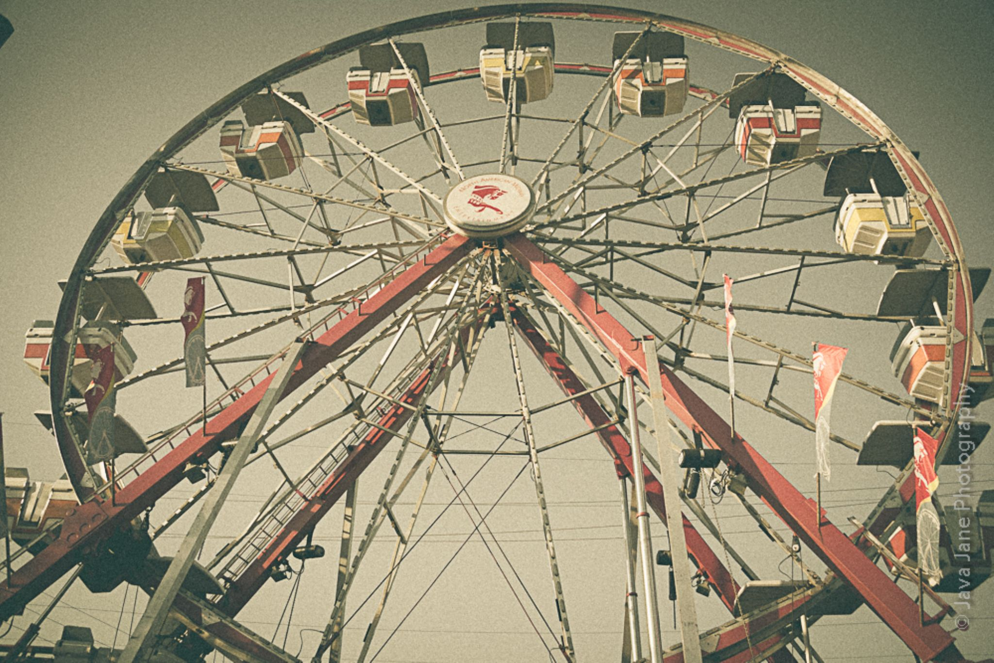 Big Wheel by Tony Harris