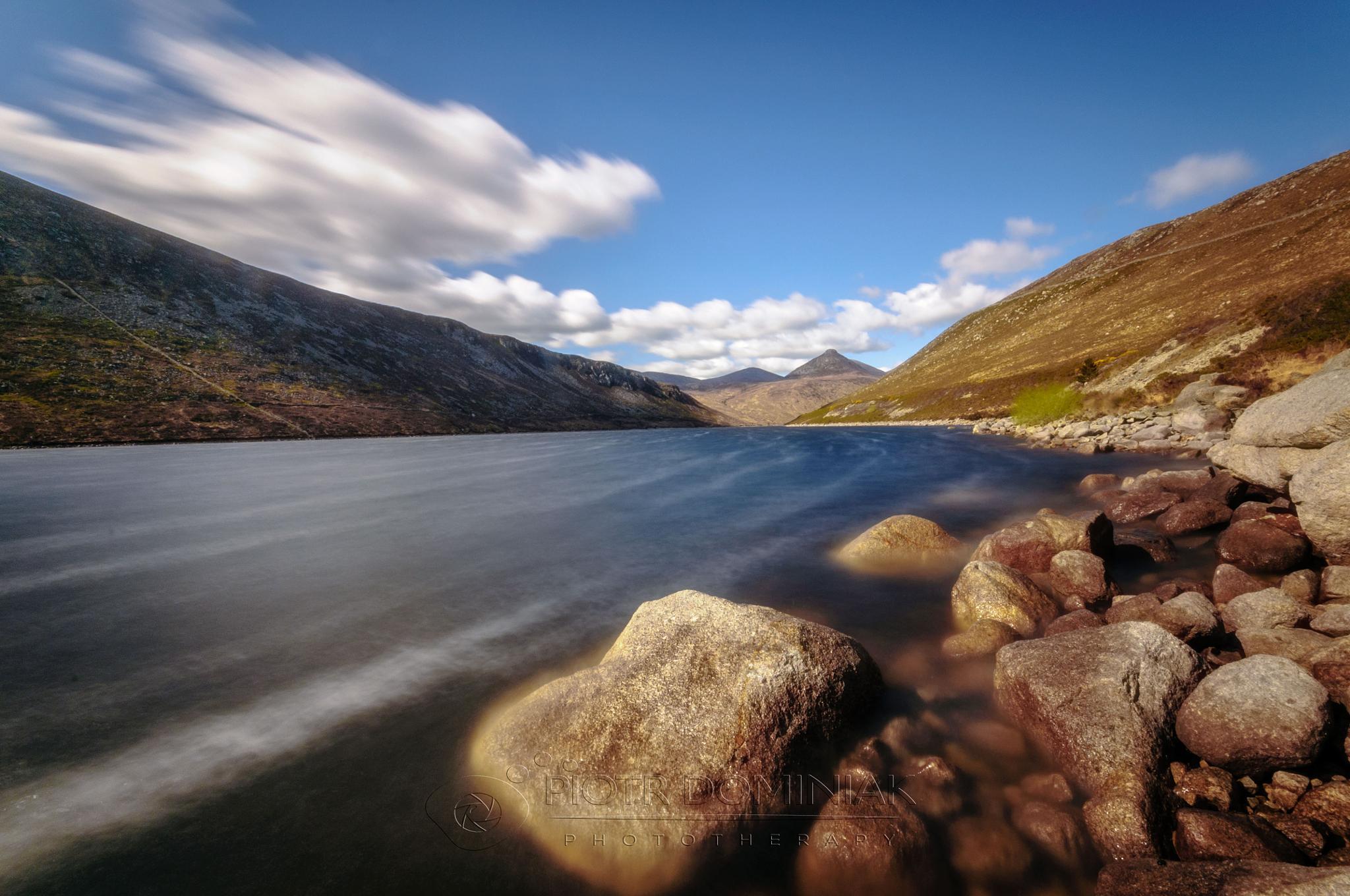 Photo in Landscape #northern ireland #silent valley #reservoir #mourne mountains #landscape
