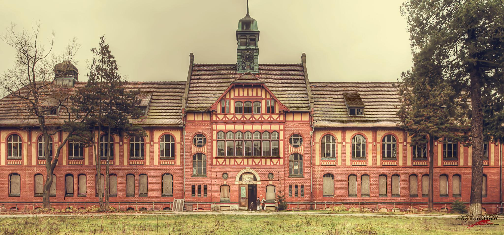 Die Gesiter von Beelitz........ by Andreas Rettschlag